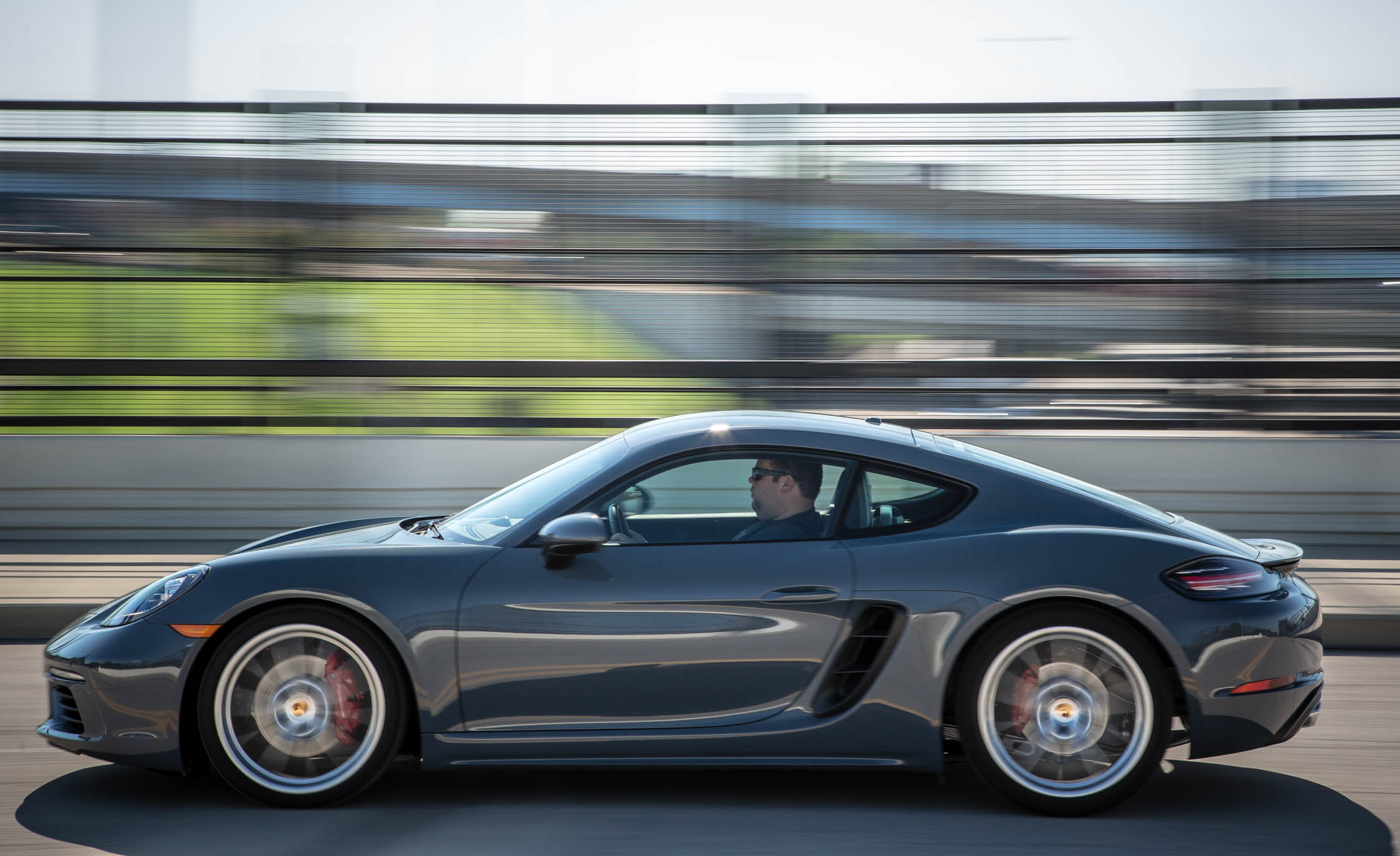 2017 Porsche 718 Cayman S (View 8 of 9)