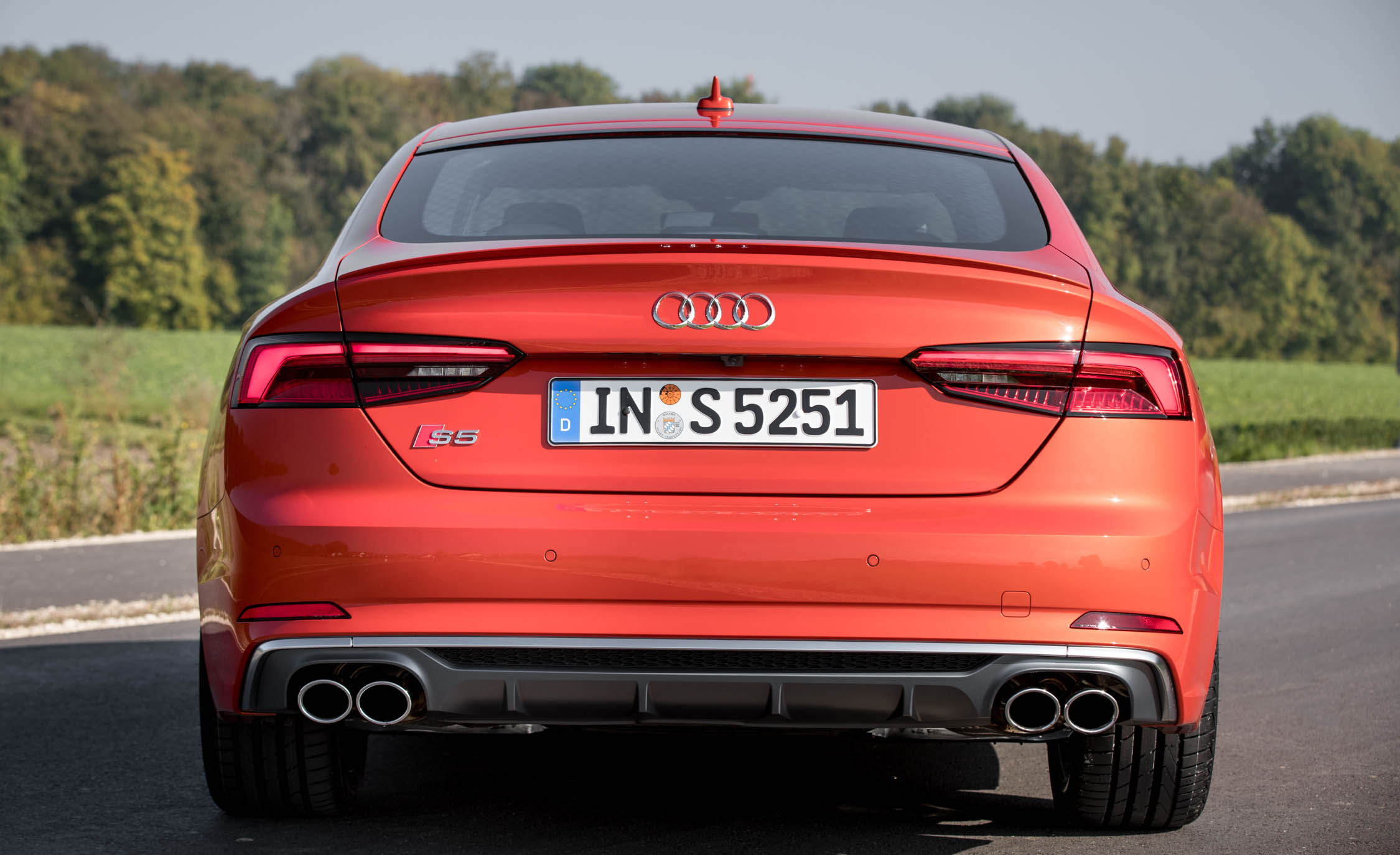 2017 Audi S5 Sportback (View 7 of 10)