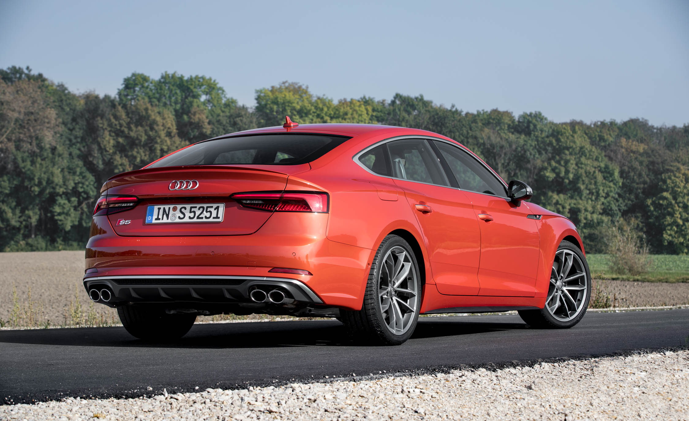 2017 Audi S5 Sportback (View 8 of 10)