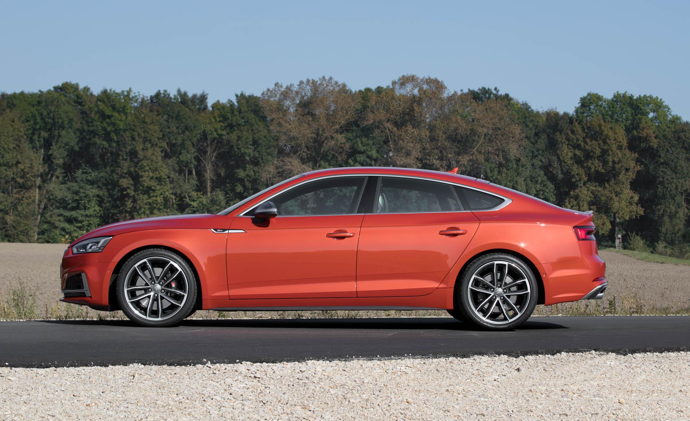 2017 Audi S5 Sportback (View 9 of 10)