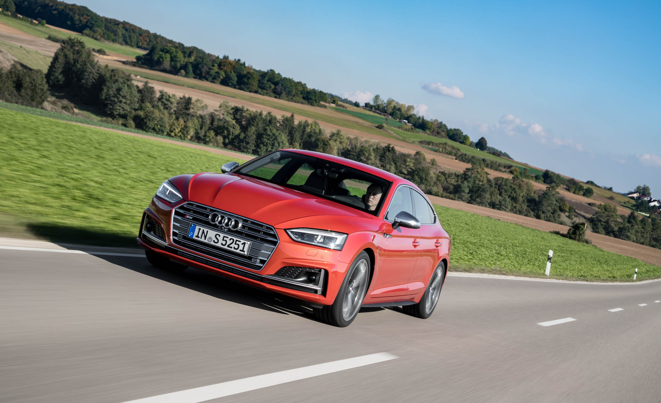Featured Image of 2018 Audi S5 Sportback