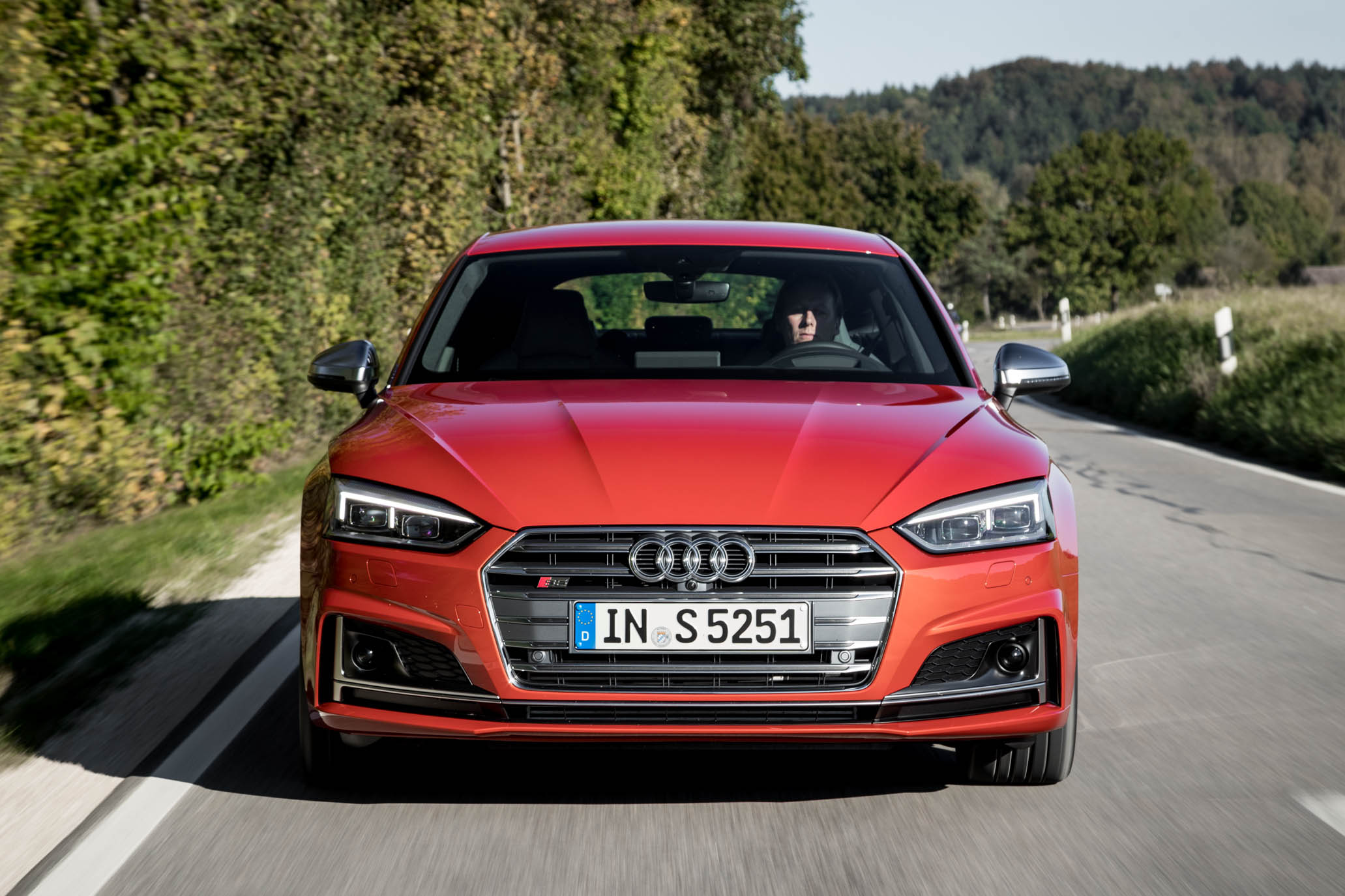 2017 Audi S5 Sportback (View 6 of 10)