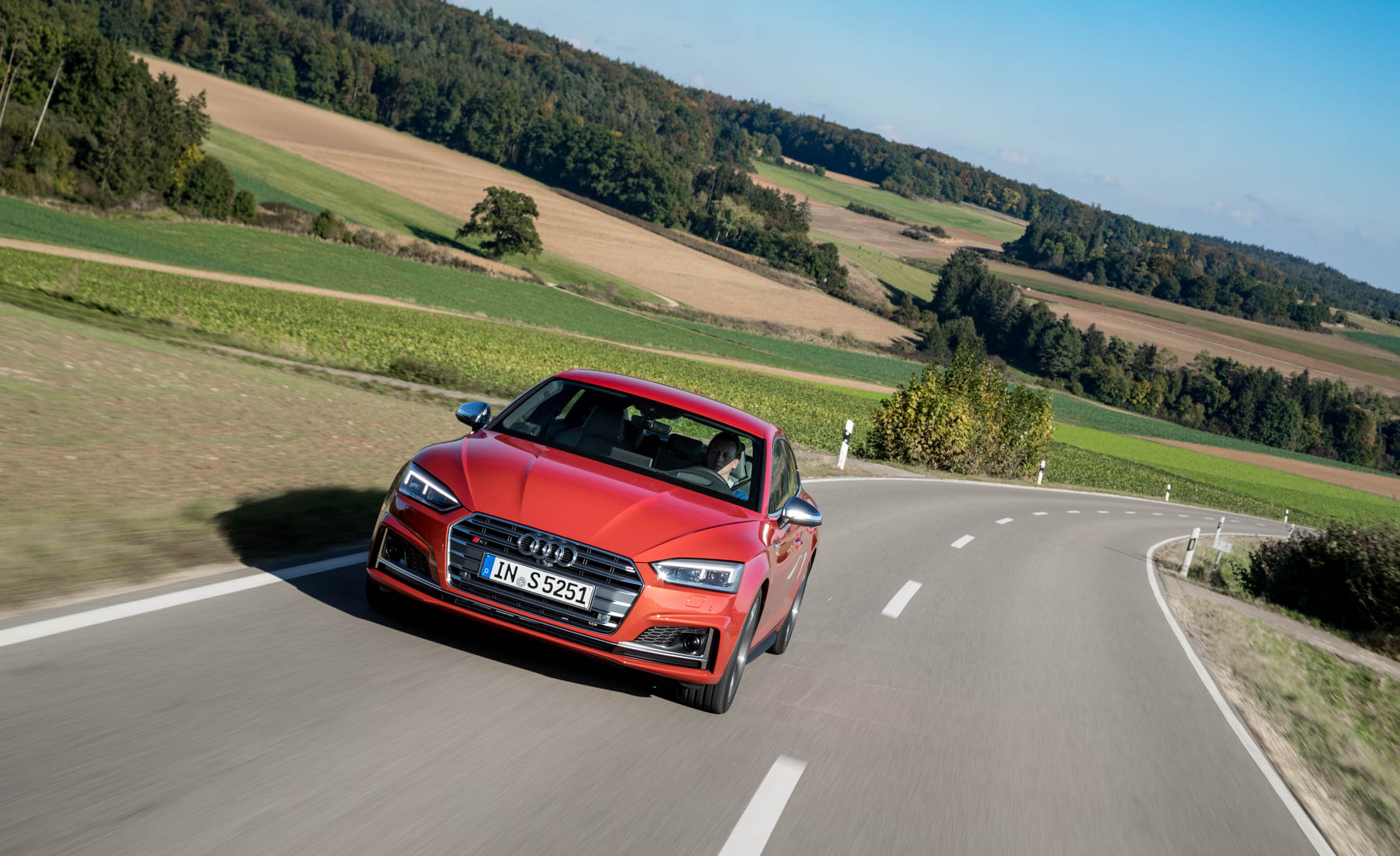 2017 Audi S5 Sportback (View 5 of 10)