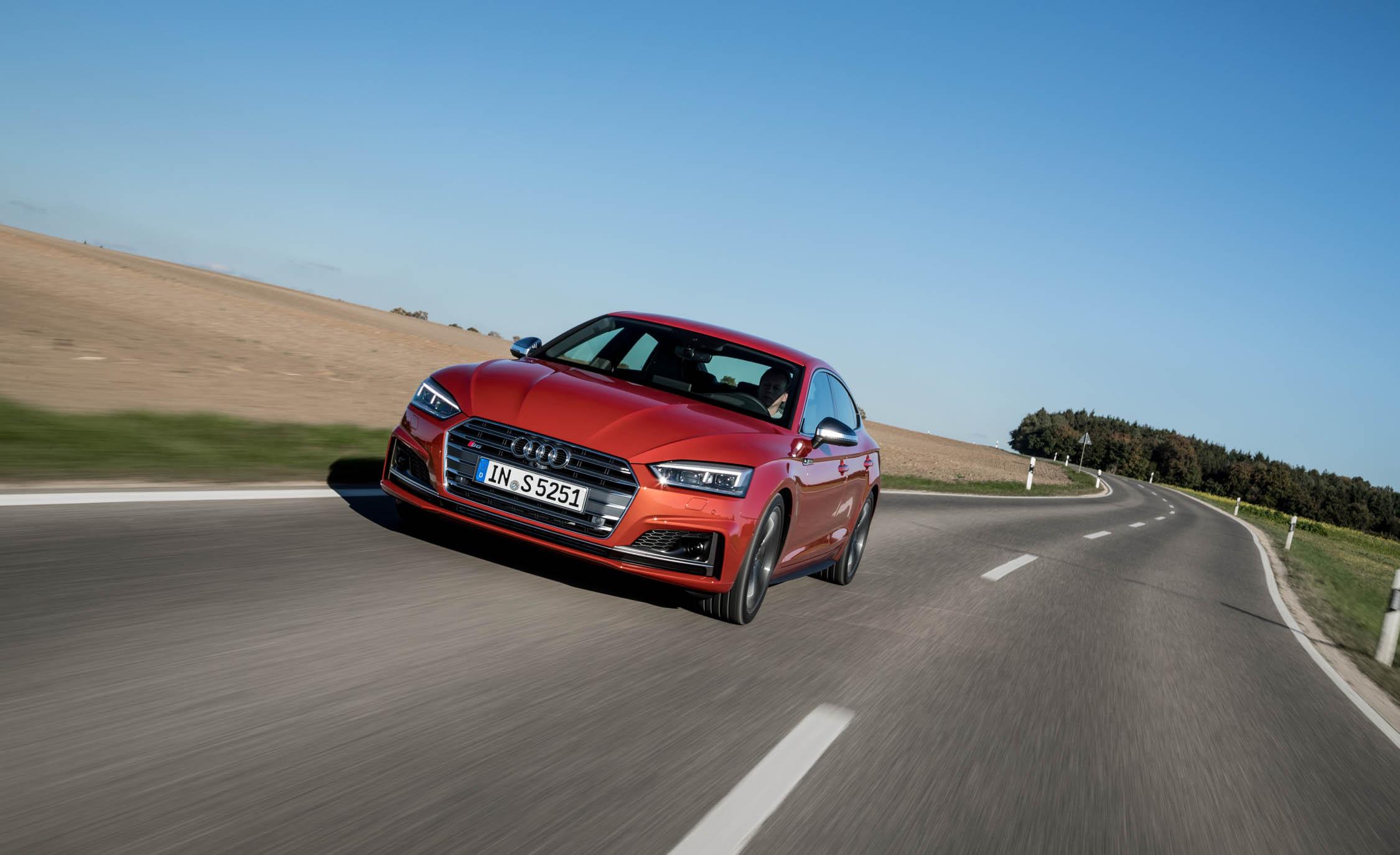 2017 Audi S5 Sportback (View 4 of 10)