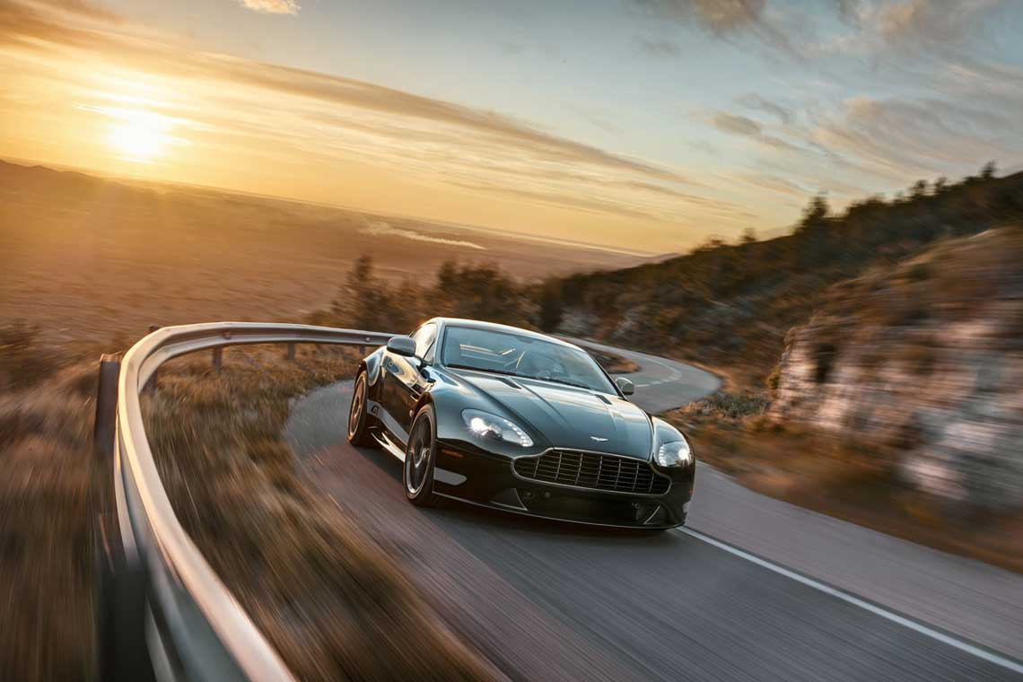 Aston Martin V8 Vantage Gt (Photo 7 of 7)