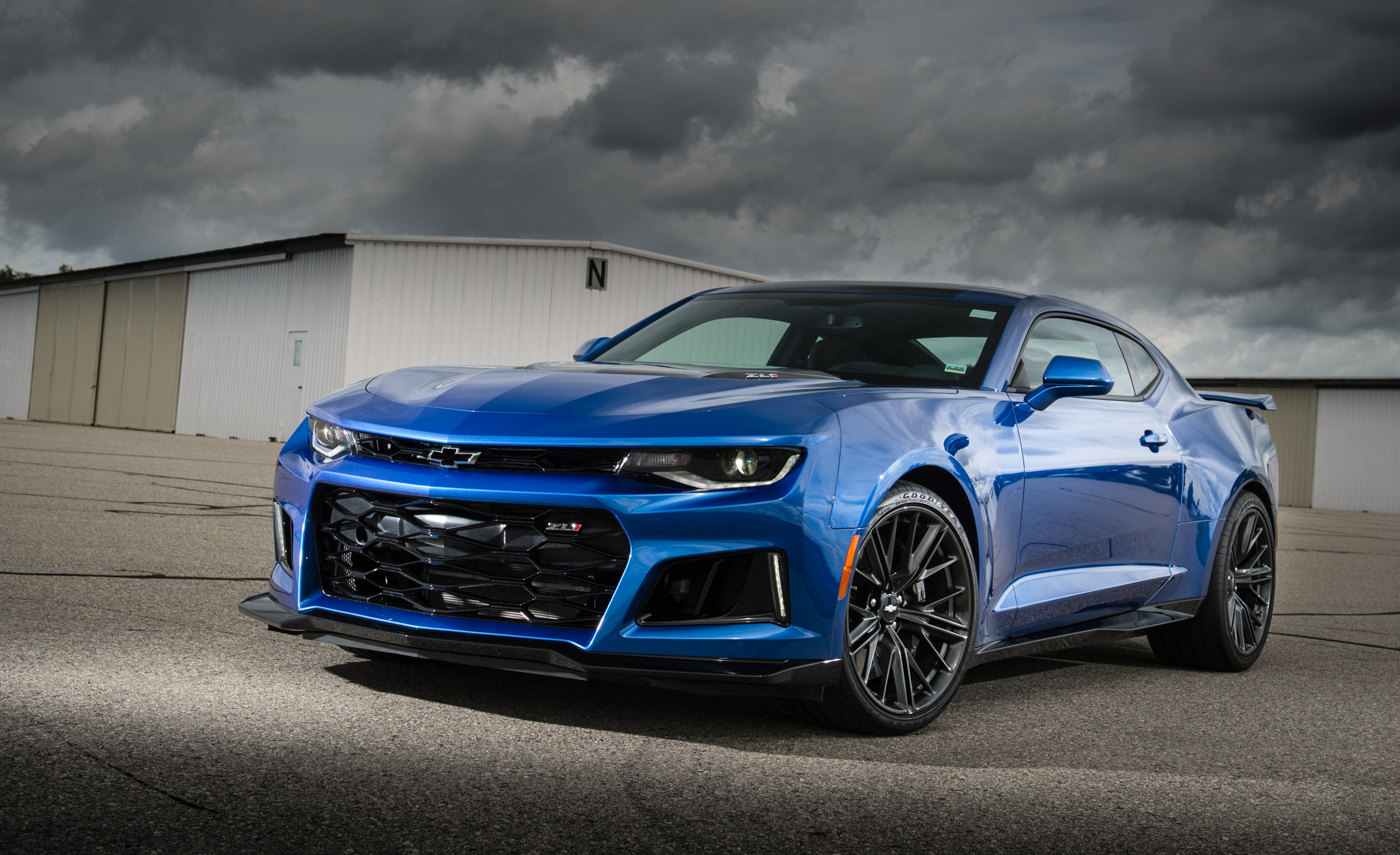 Chevrolet Camaro Zl1 Car And Driver Upcomingcarshq Com