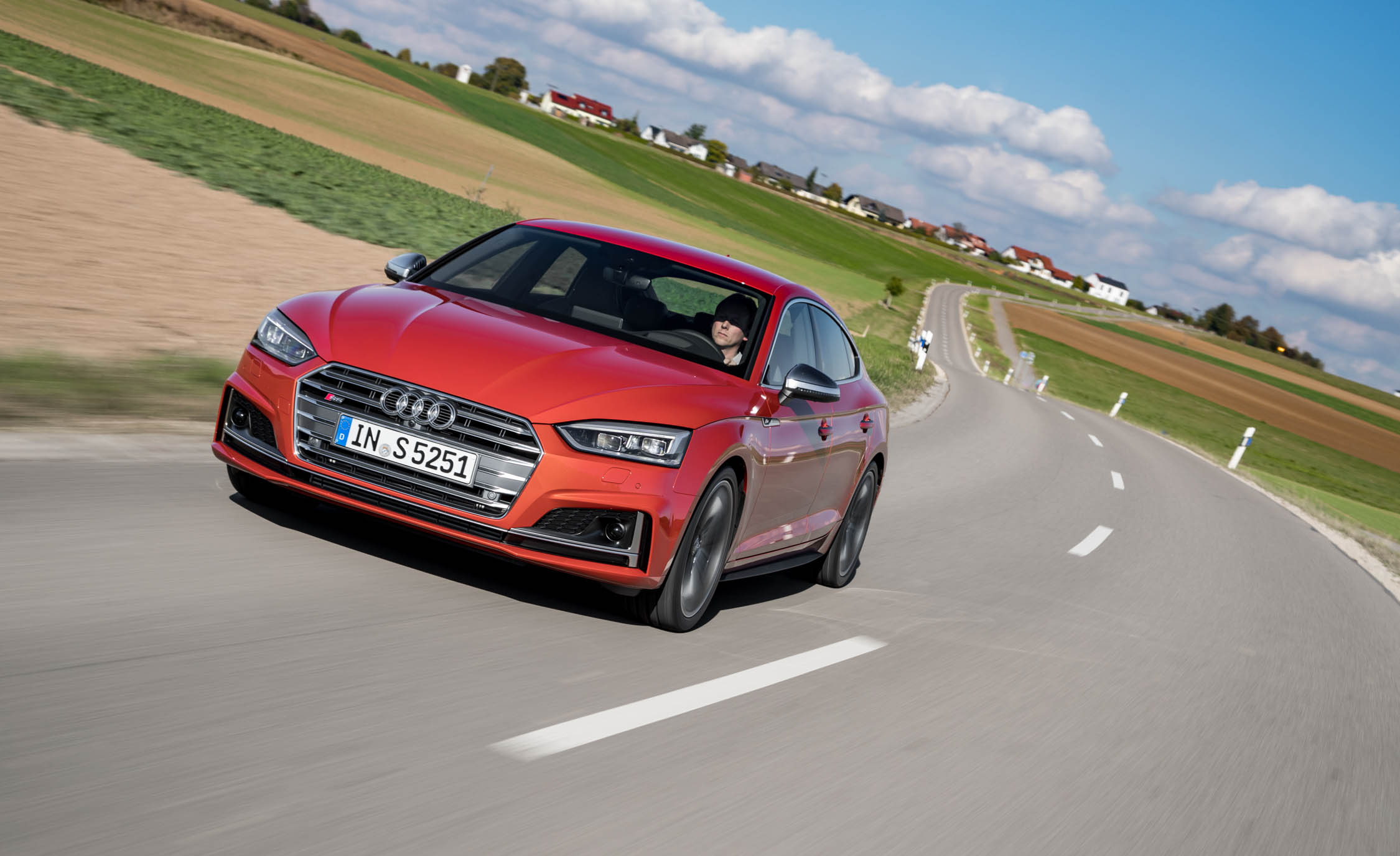 2017 Audi S5 Sportback (View 3 of 10)