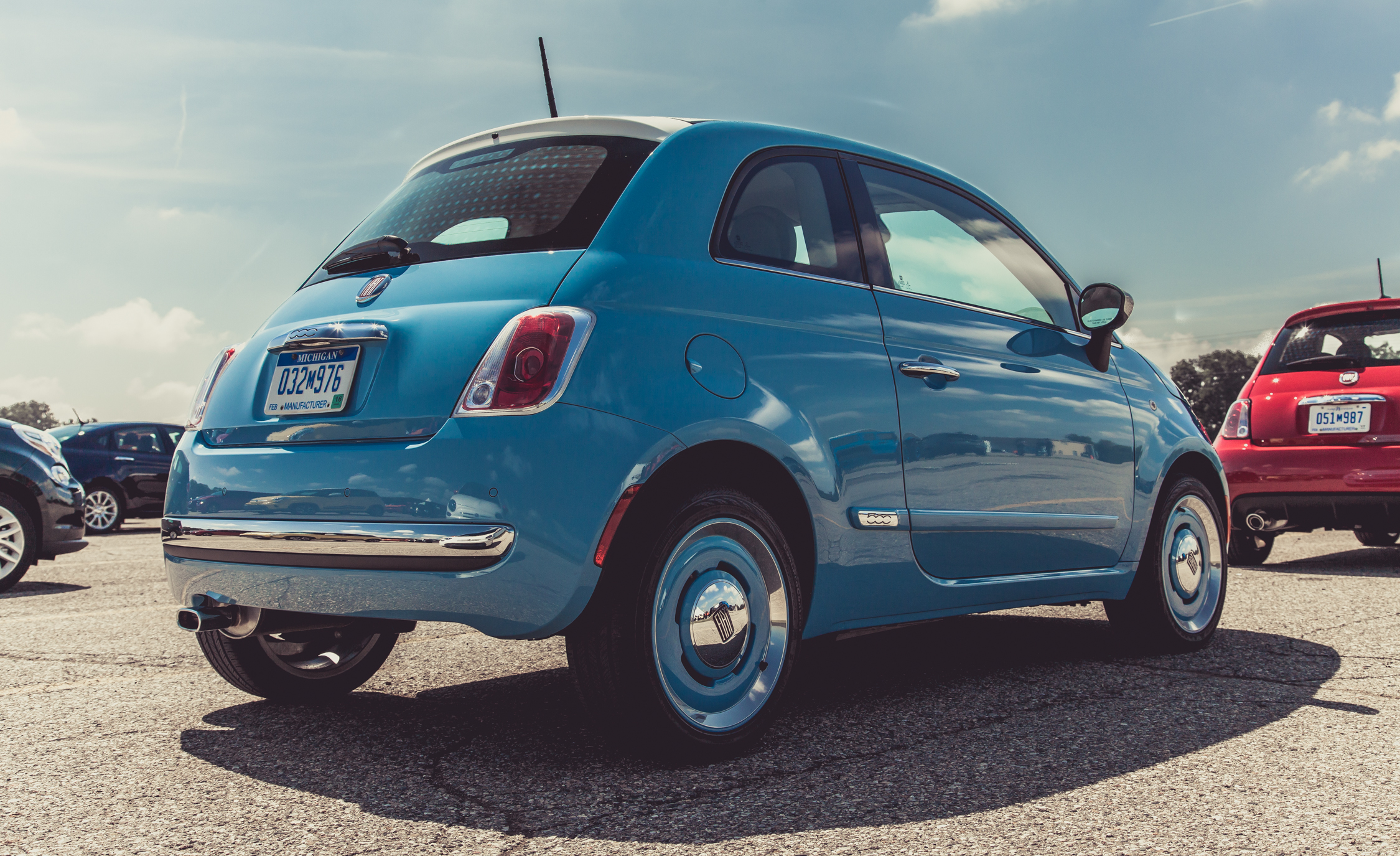 2014 Fiat 500 1957 Edition (View 10 of 12)