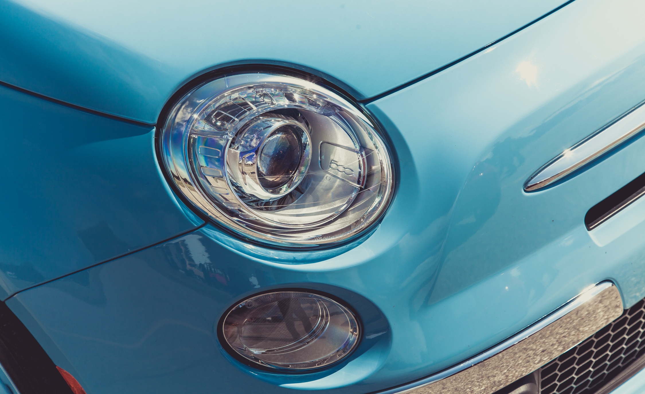 2014 Fiat 500 1957 Edition (View 7 of 12)