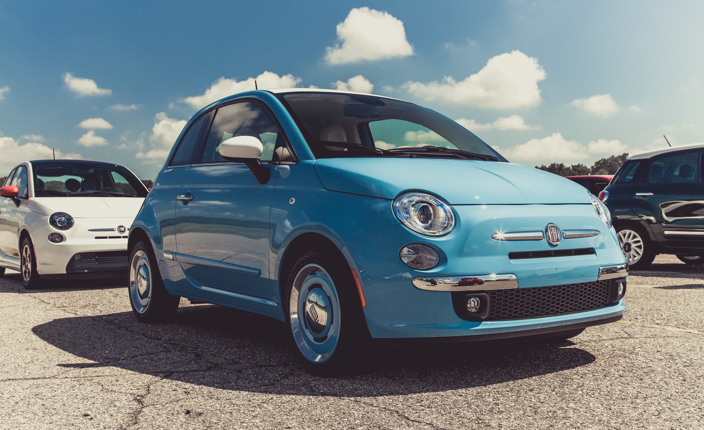 Featured Image of 2014 Fiat 500 1957 Edition