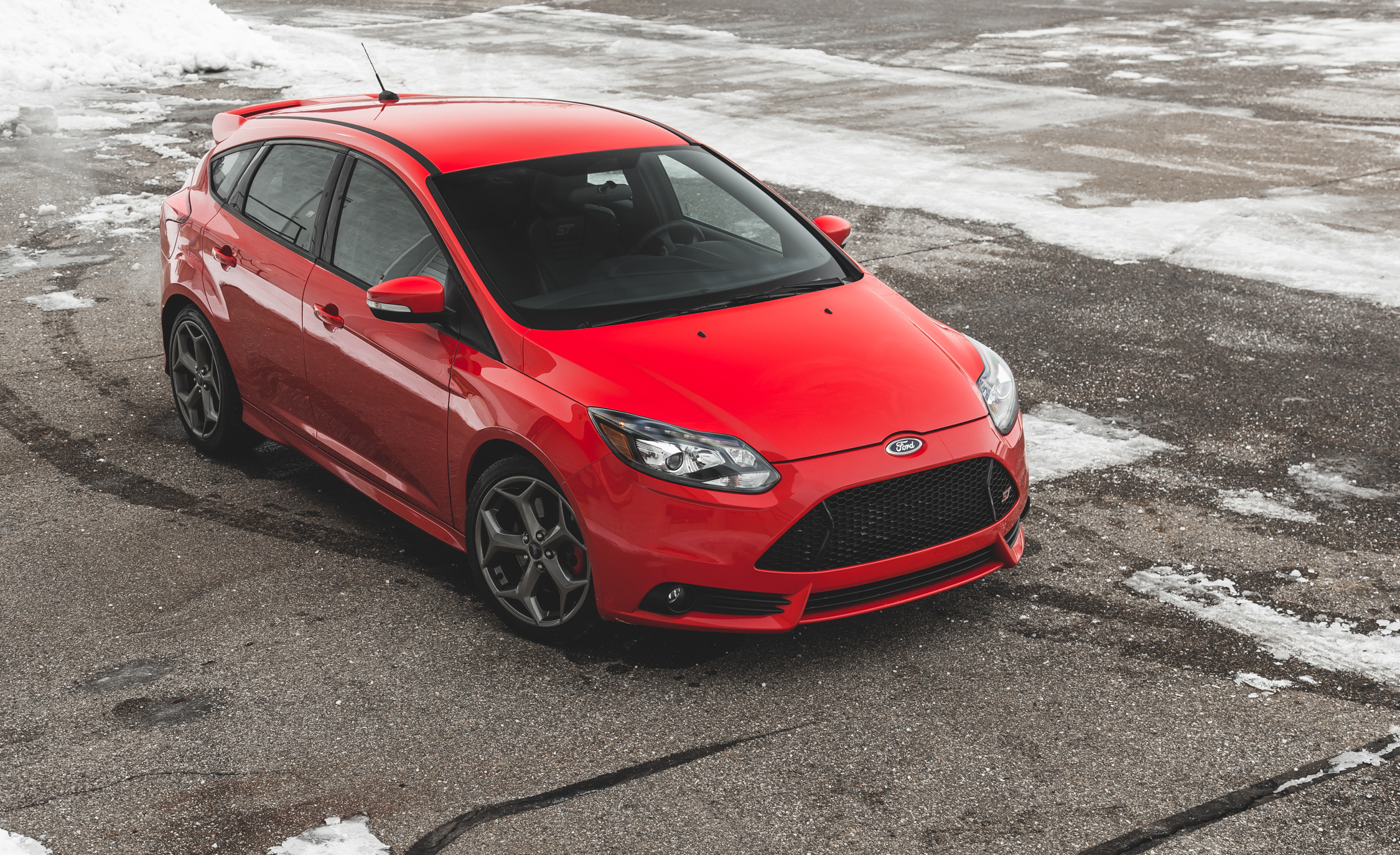 2014 ford focus st photo 3 of 25