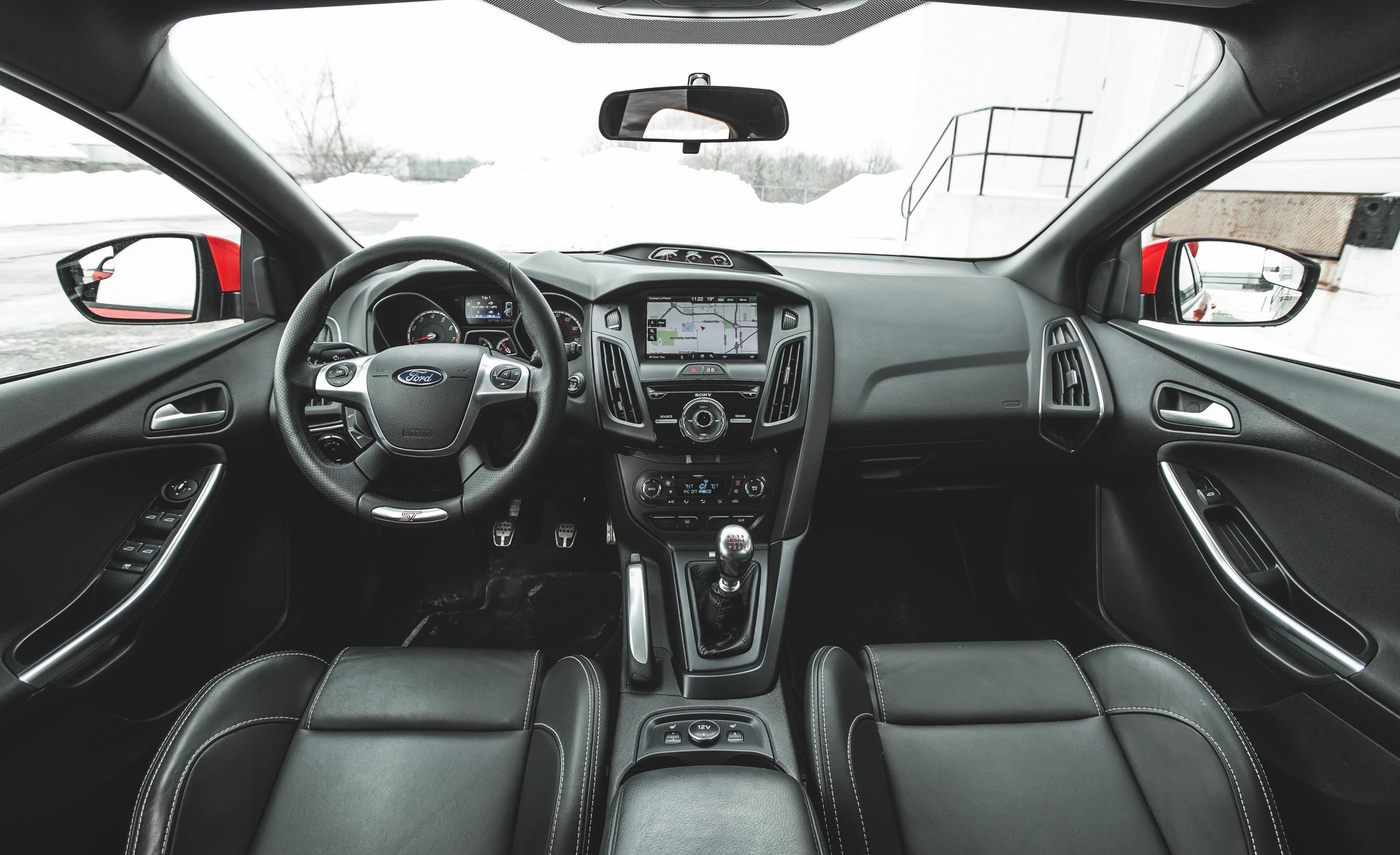 2014 ford focus st interior - Ford Focus St Interior
