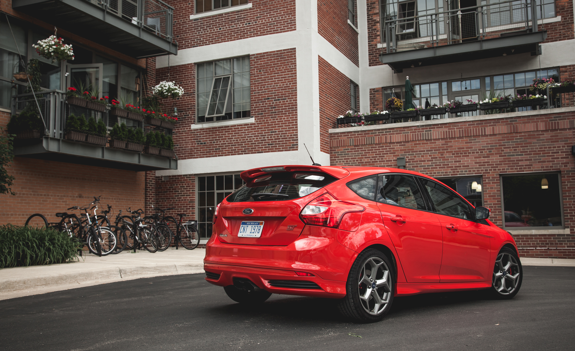 2014 Ford Focus ST (Photo 11 of 25)