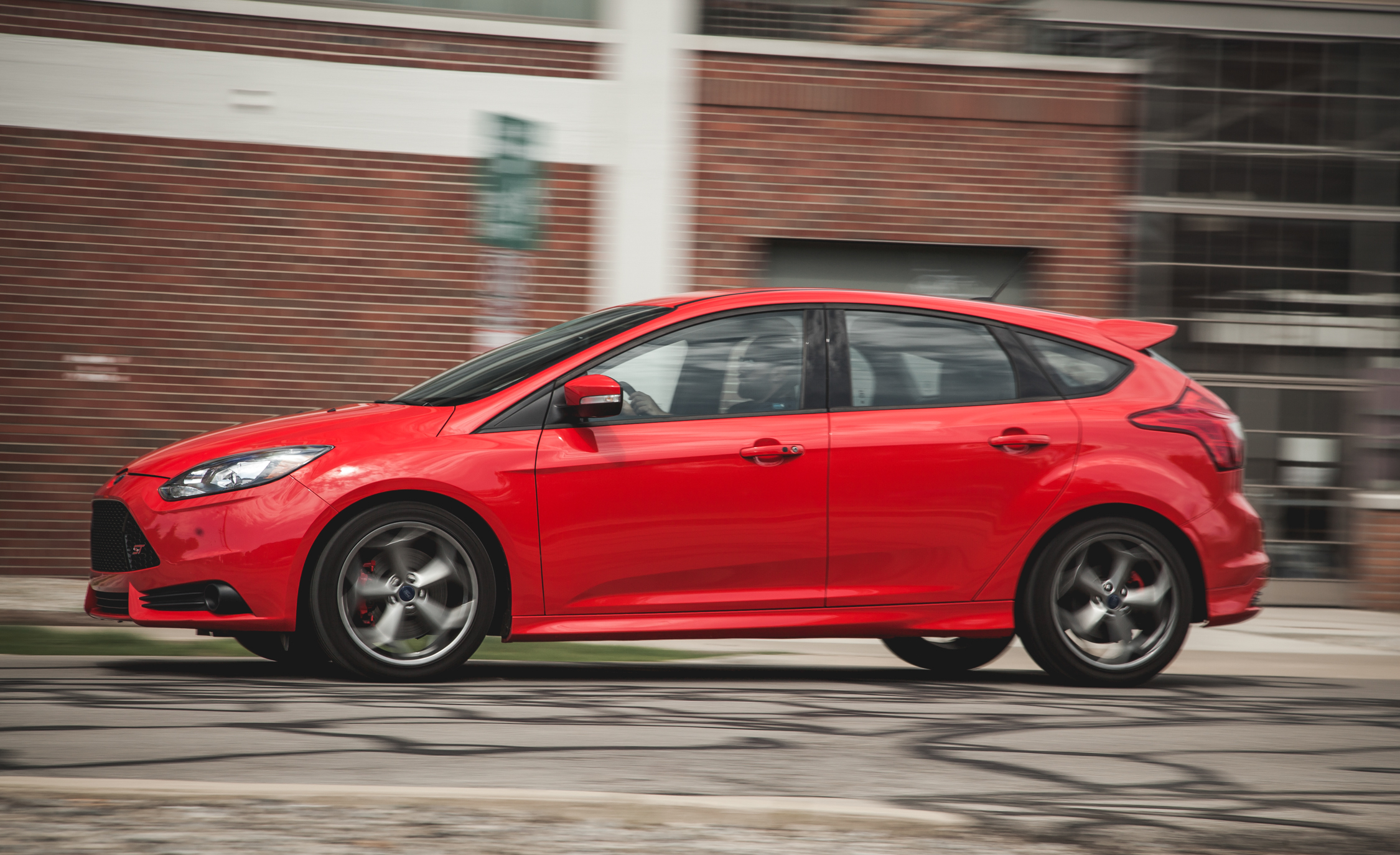 2014 Ford Focus ST (Photo 14 of 25)