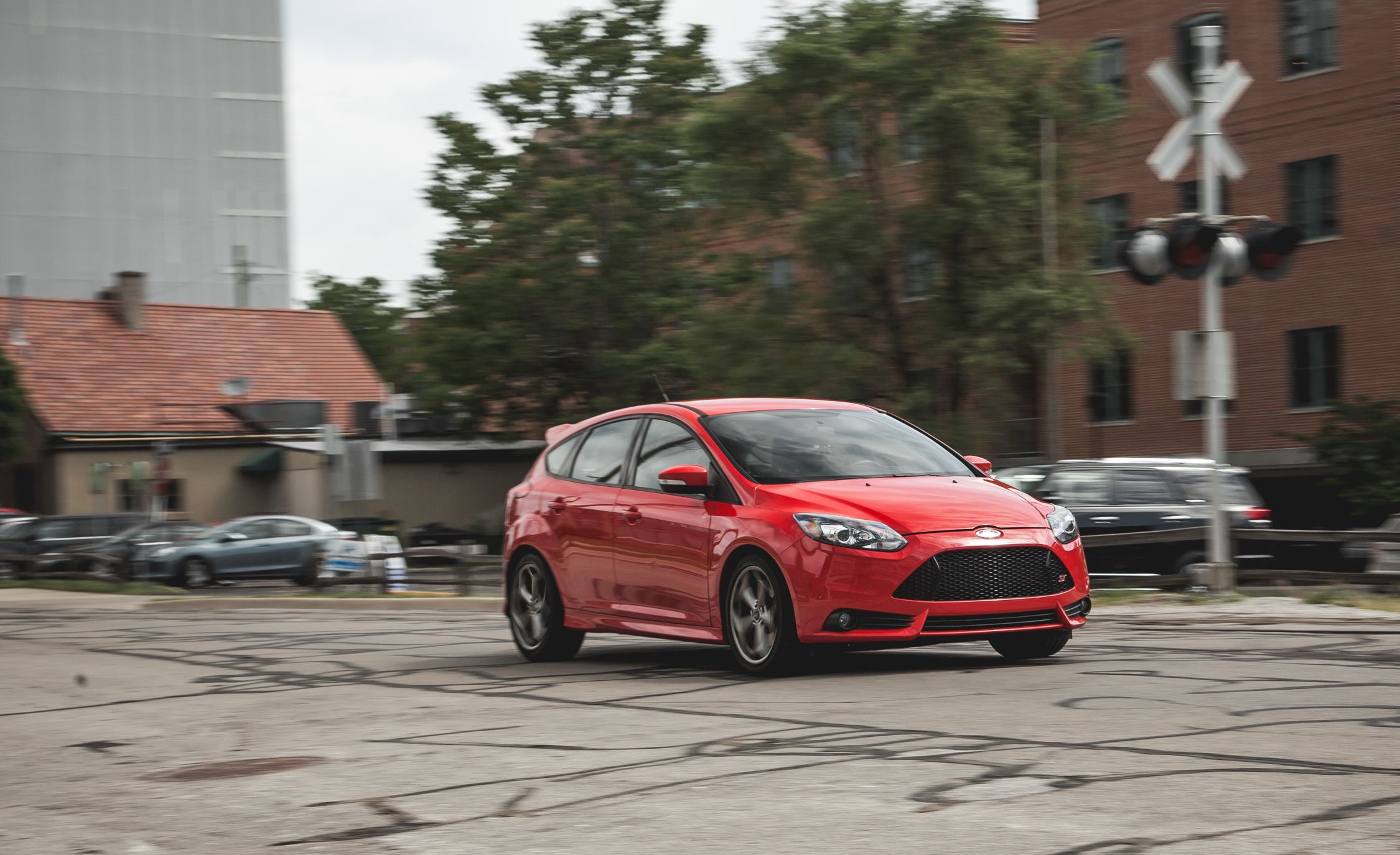 2014 Ford Focus ST (Photo 16 of 25)
