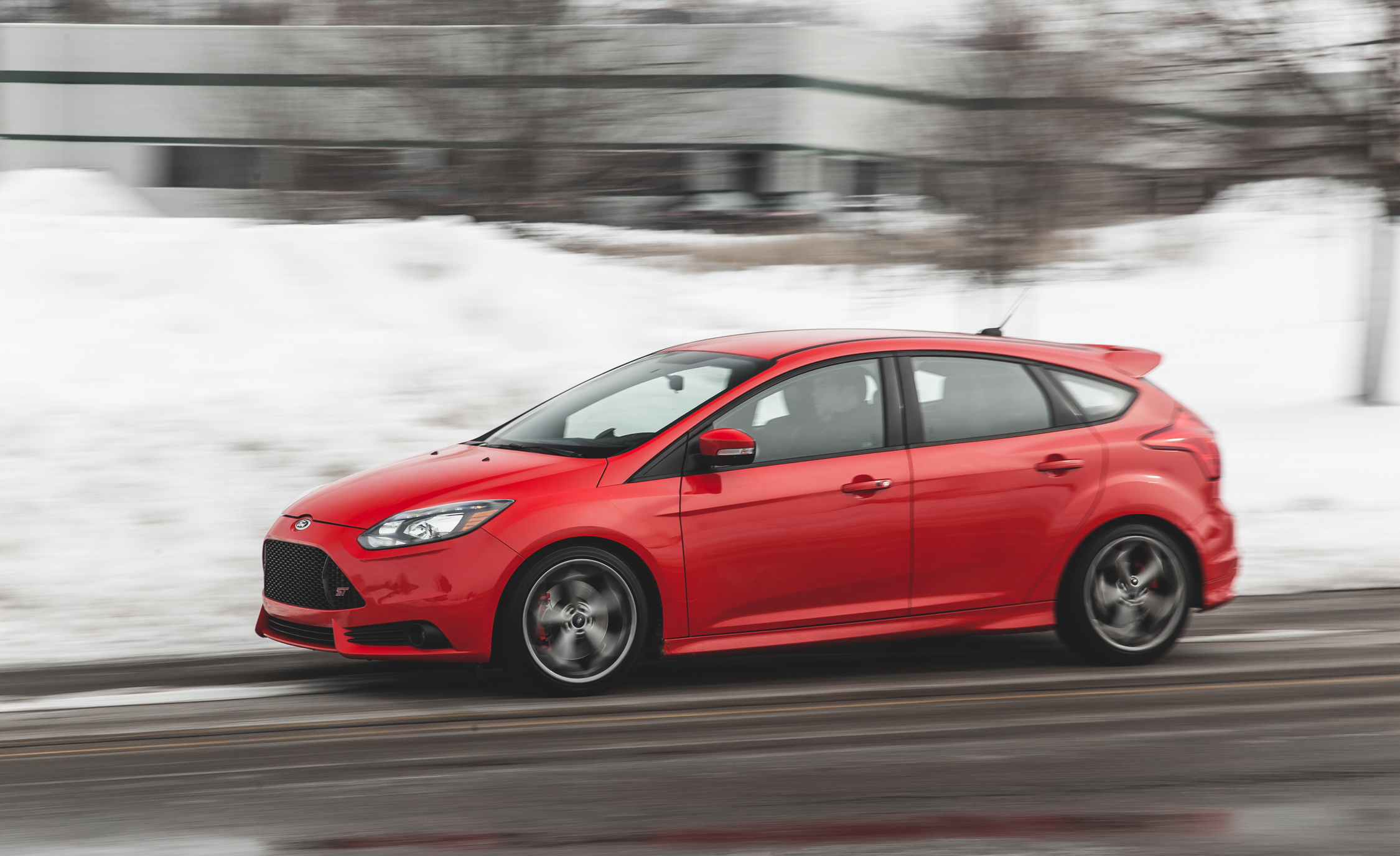 2014 Ford Focus ST (Photo 18 of 25)