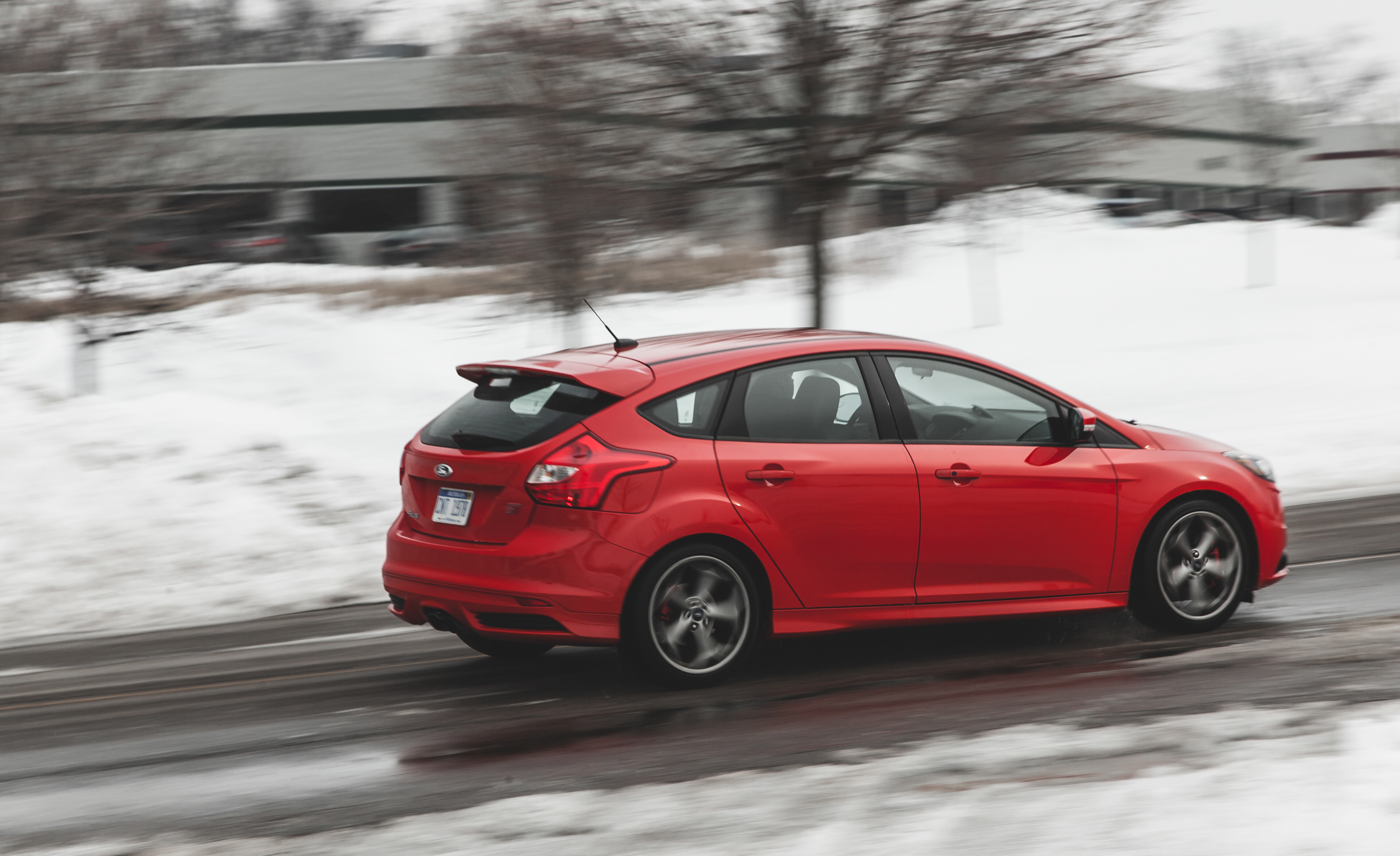 2014 Ford Focus ST (Photo 19 of 25)