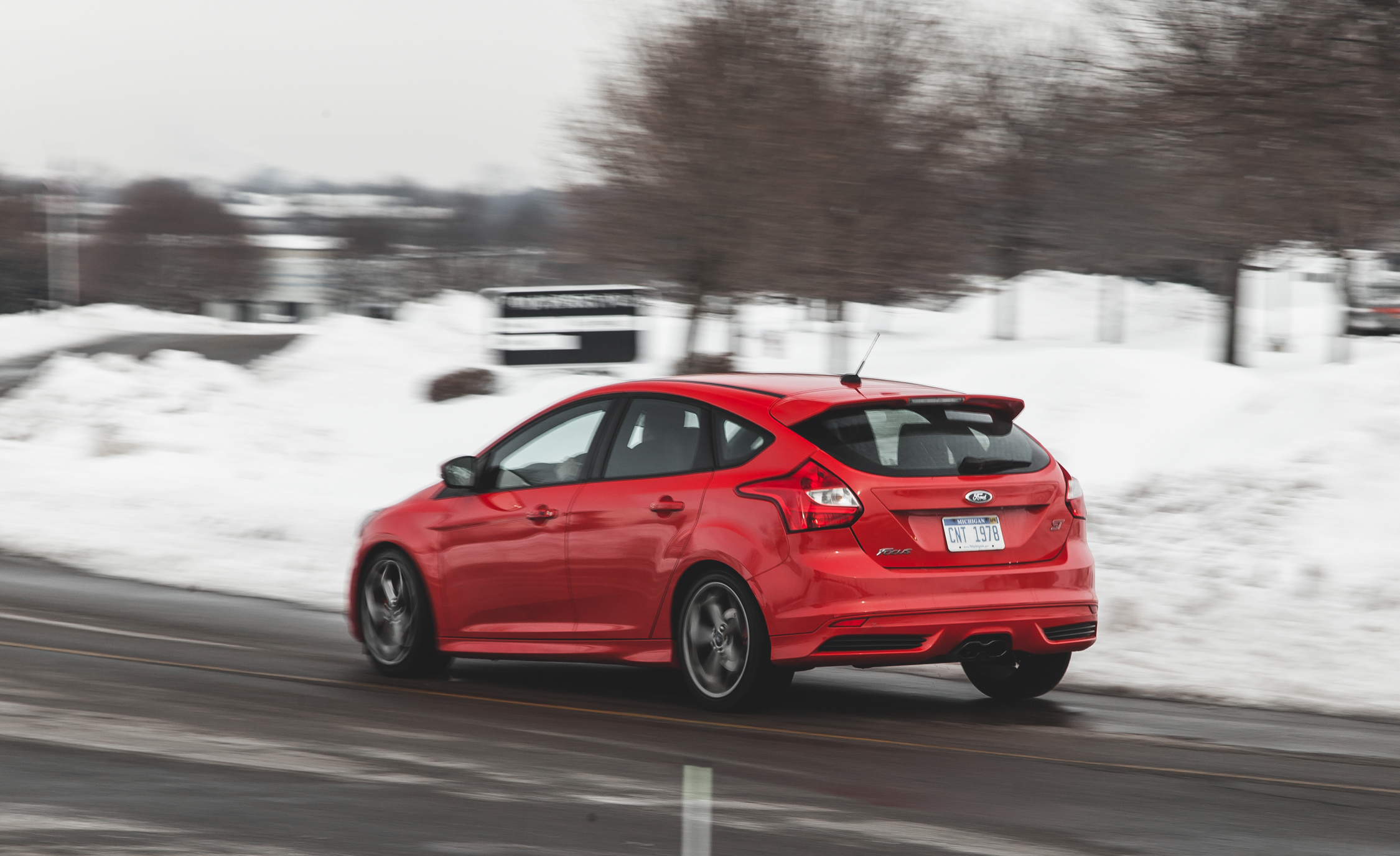 2014 Ford Focus ST (Photo 20 of 25)