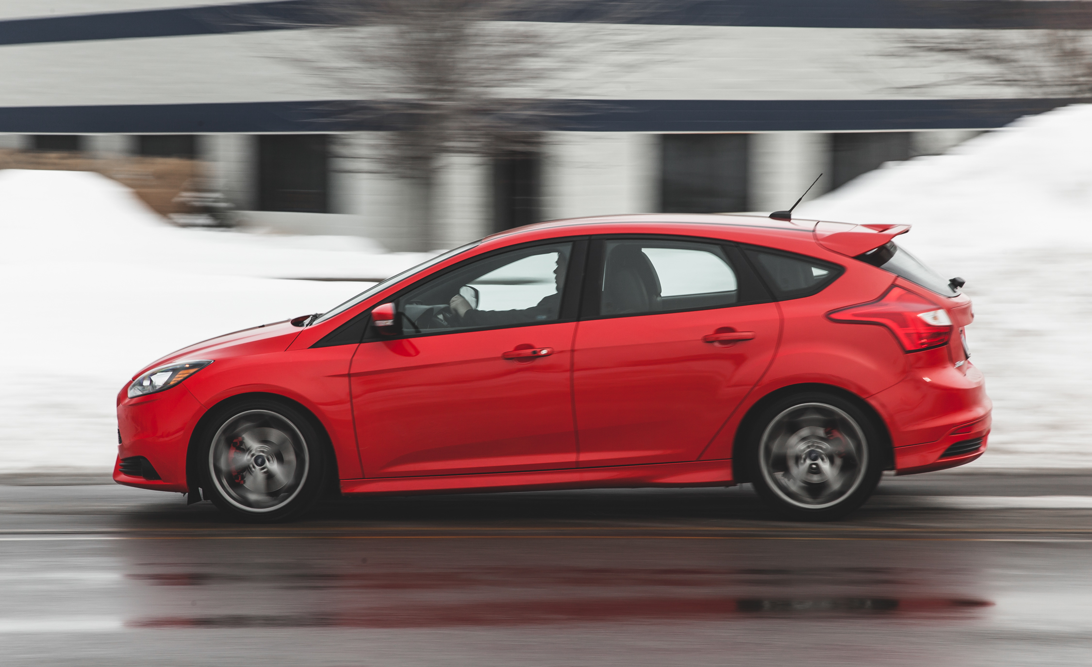 2014 Ford Focus ST (Photo 21 of 25)