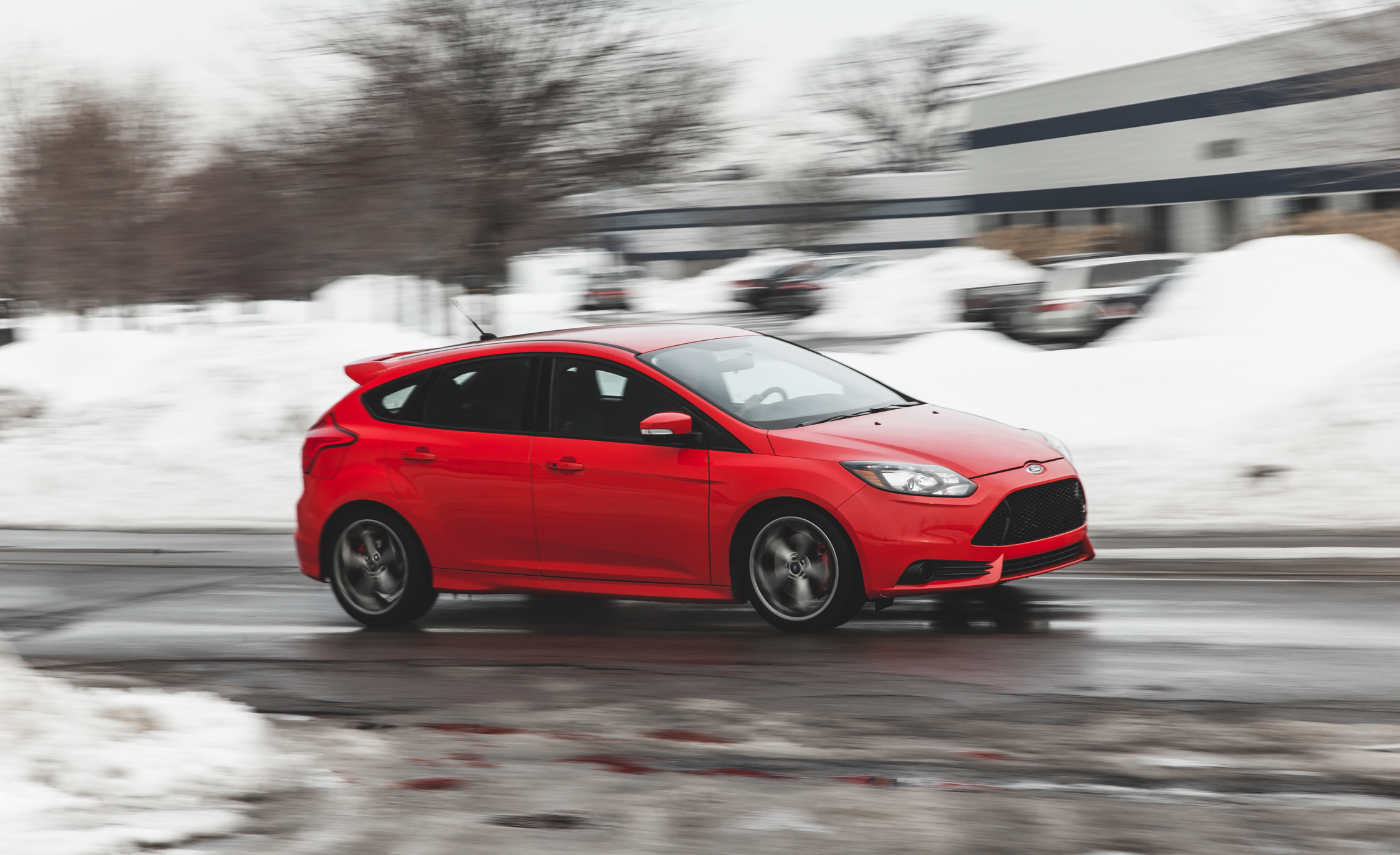2014 Ford Focus ST (Photo 22 of 25)