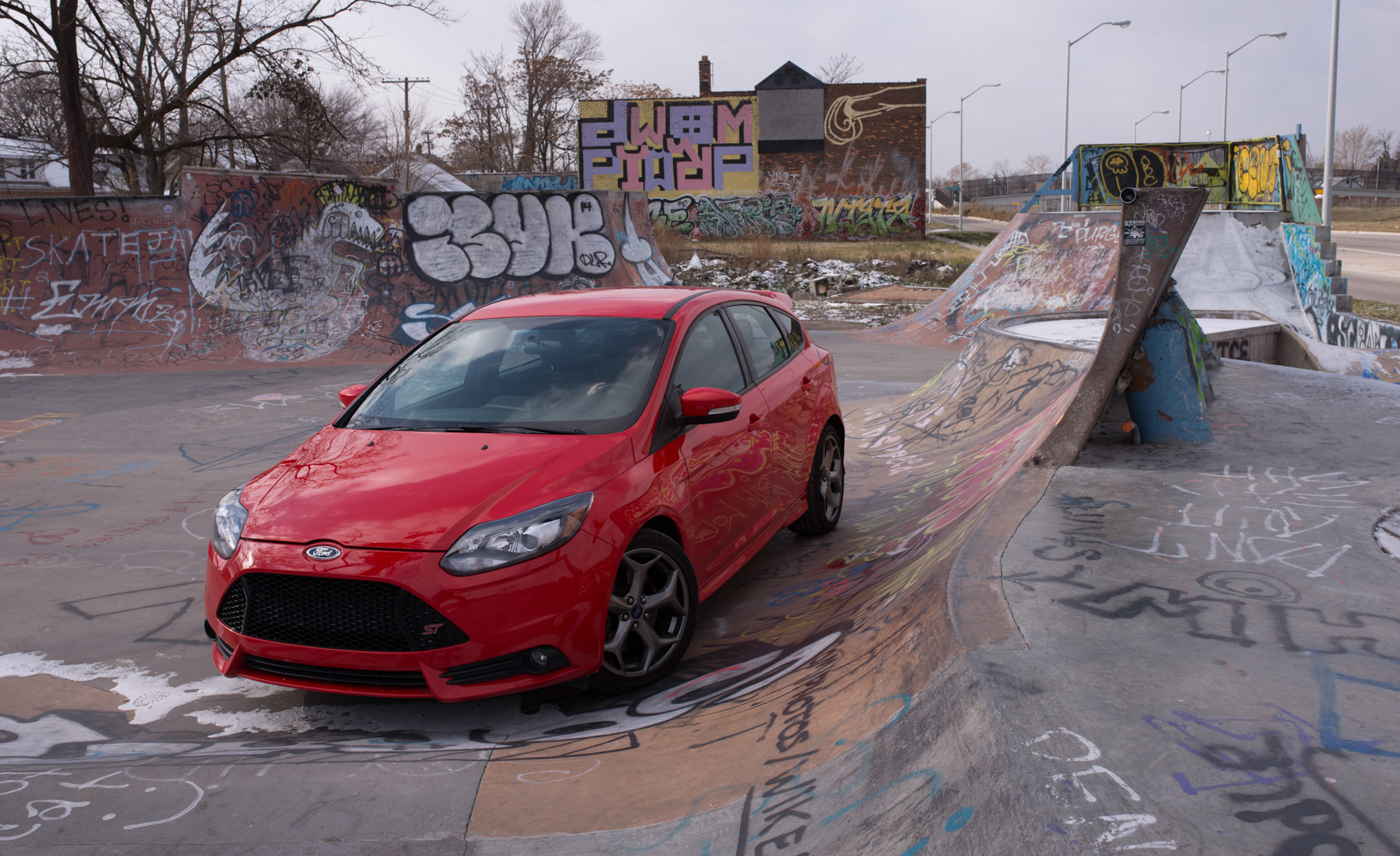 Featured Image of 2014 Ford Focus ST