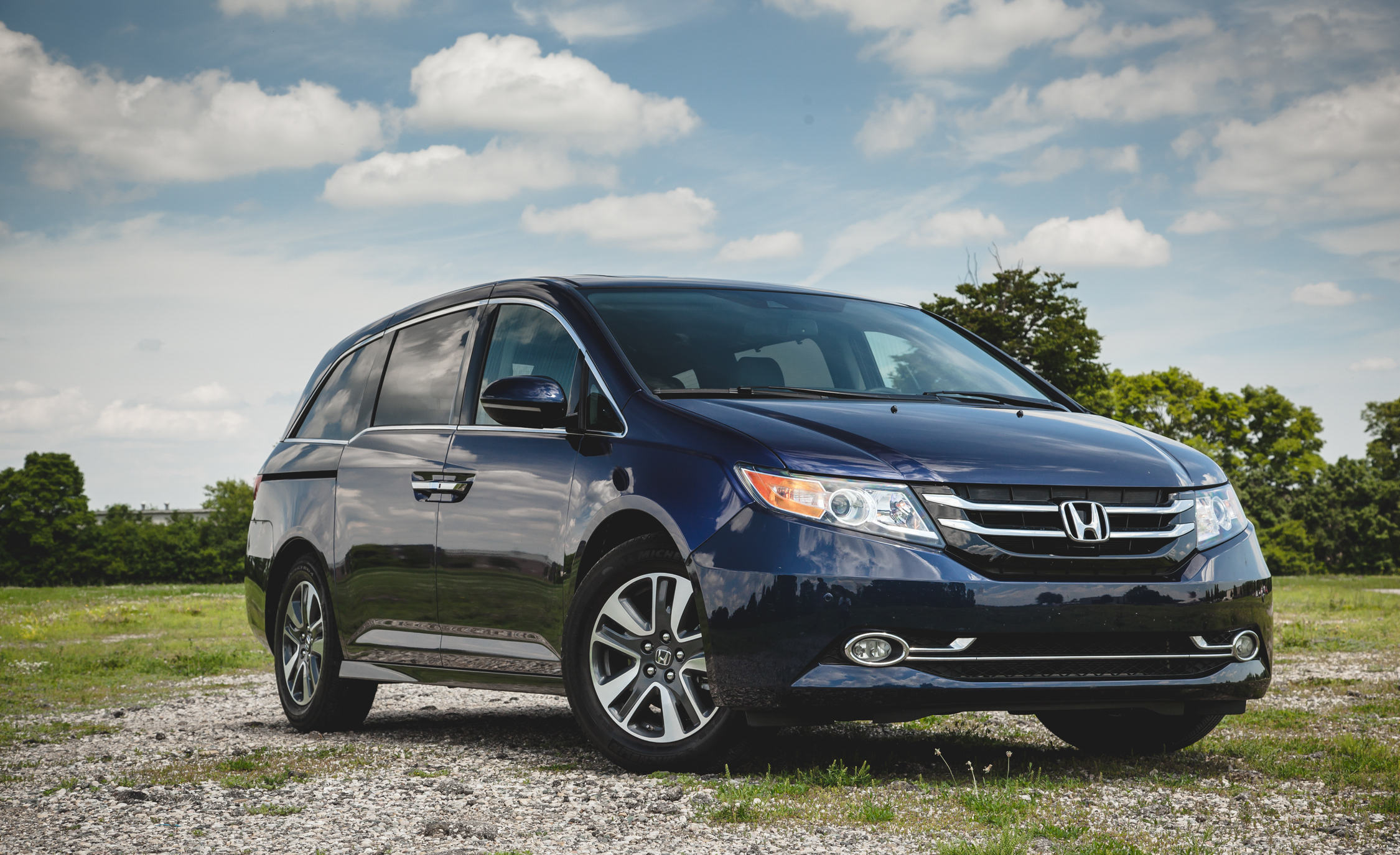 Featured Image of 2014 Honda Odyssey