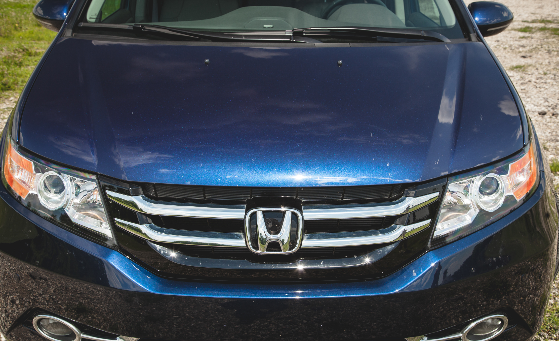 2014 Honda Odyssey Touring Elite (Photo 2 of 19)