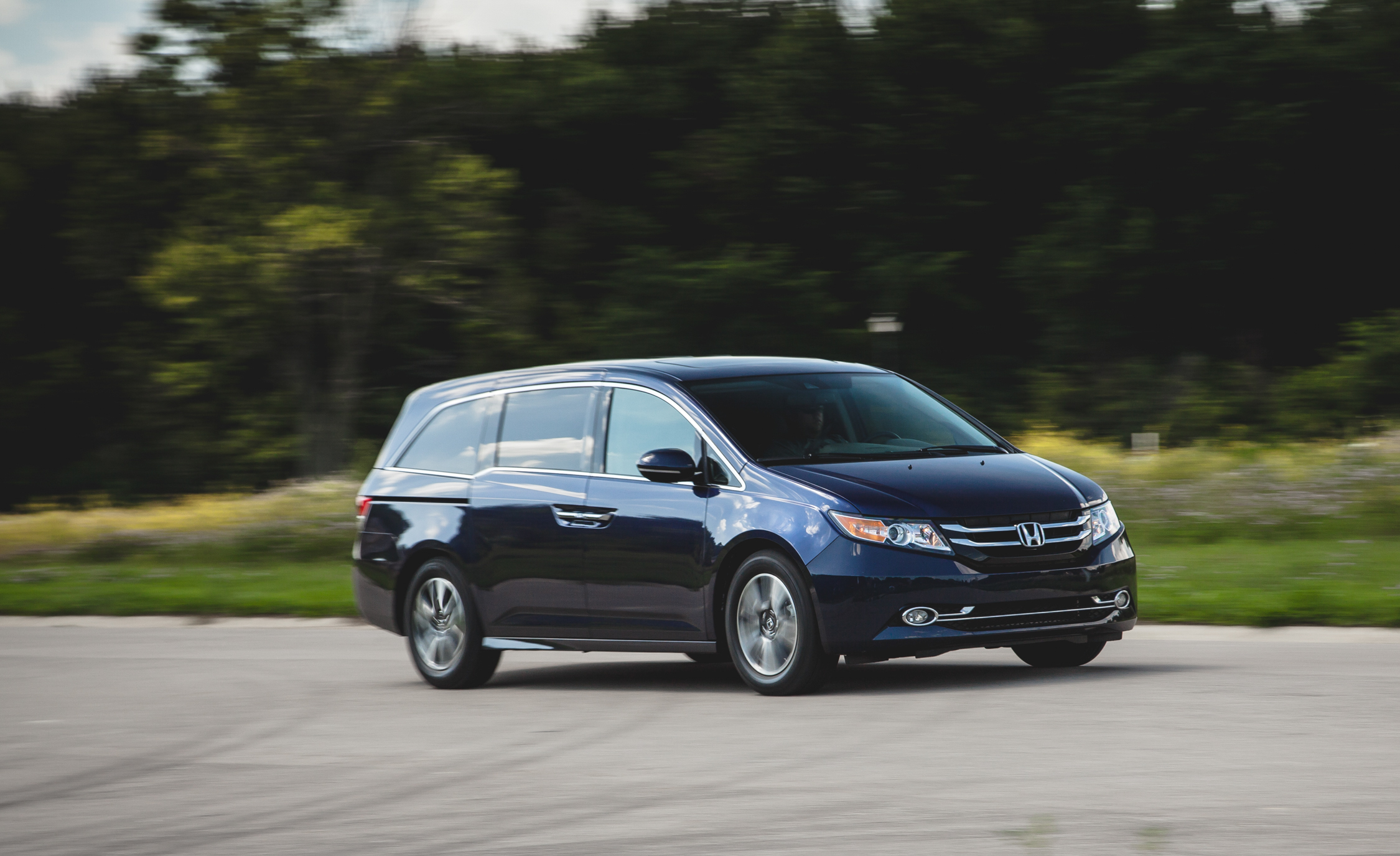 2014 Honda Odyssey Touring Elite (View 19 of 19)