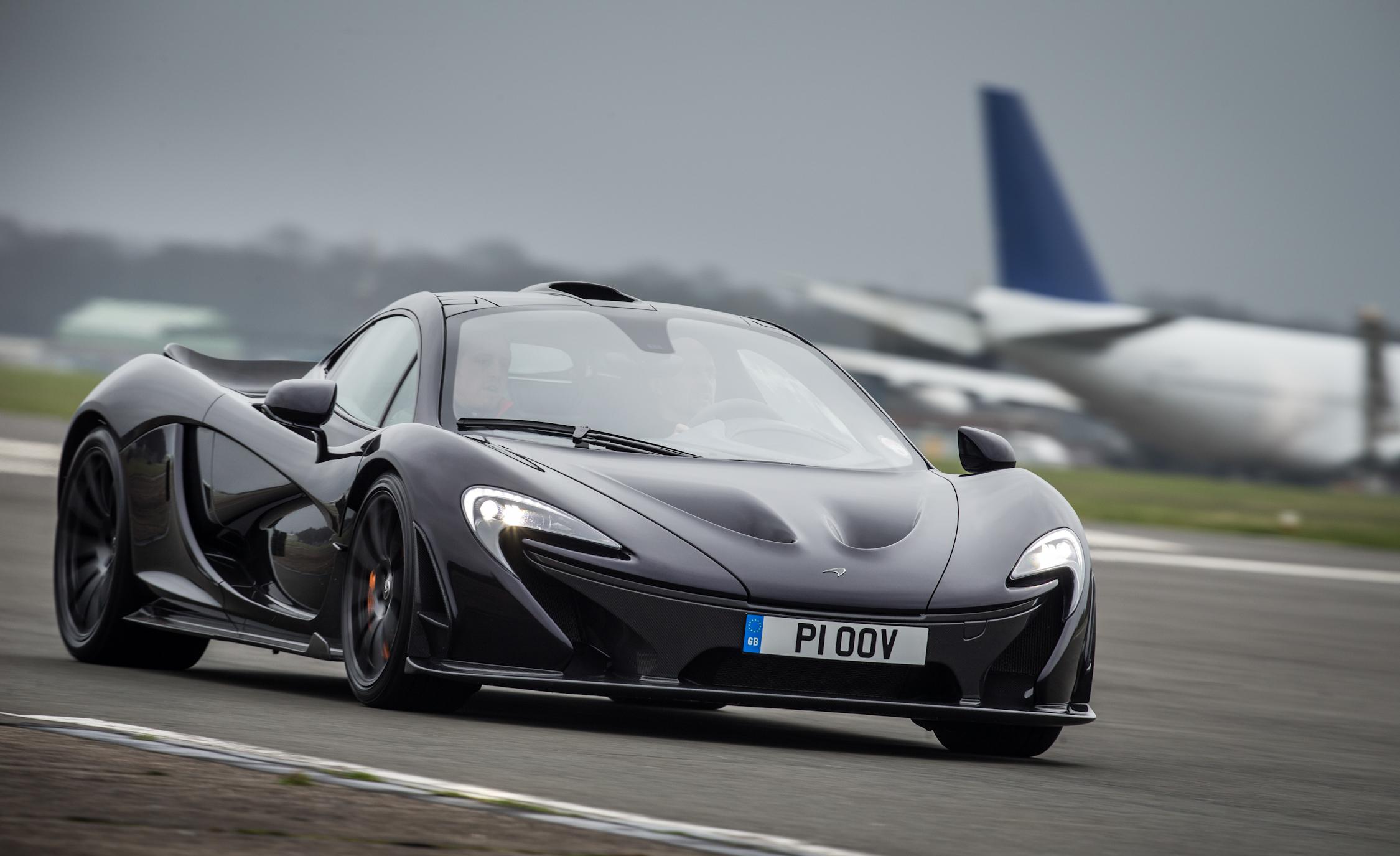 2014 McLaren P (View 16 of 53)
