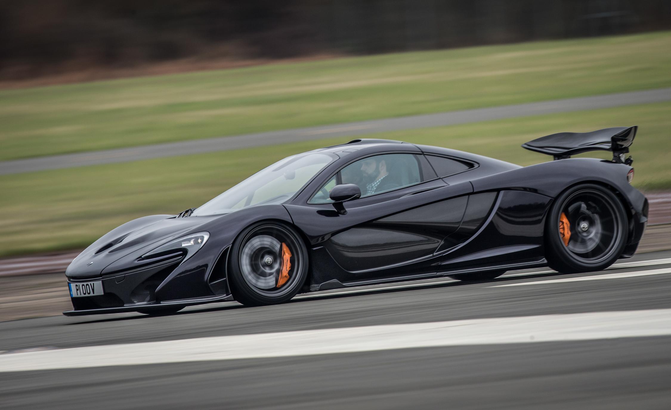 2014 McLaren P (View 10 of 53)