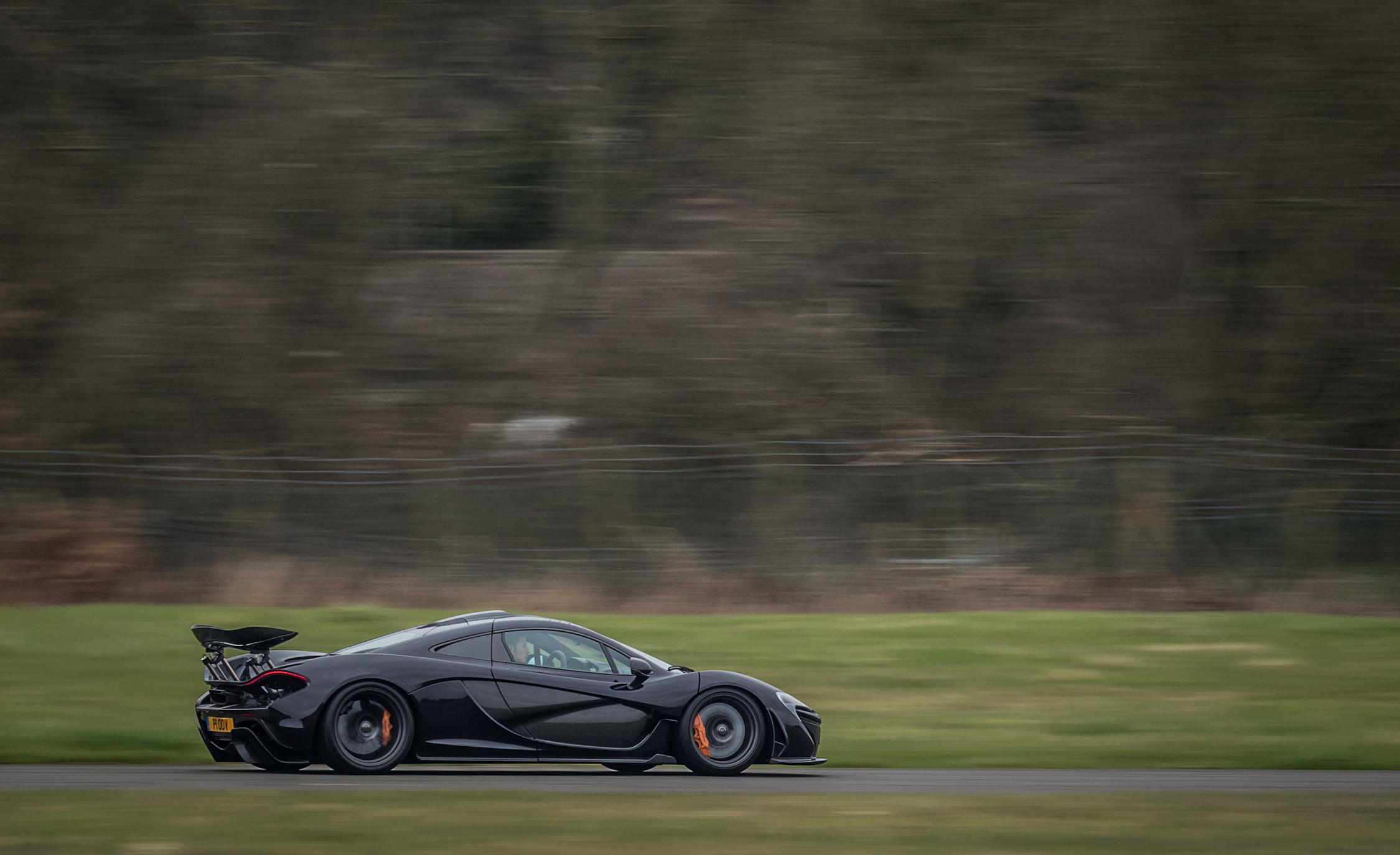 2014 McLaren P (View 9 of 53)