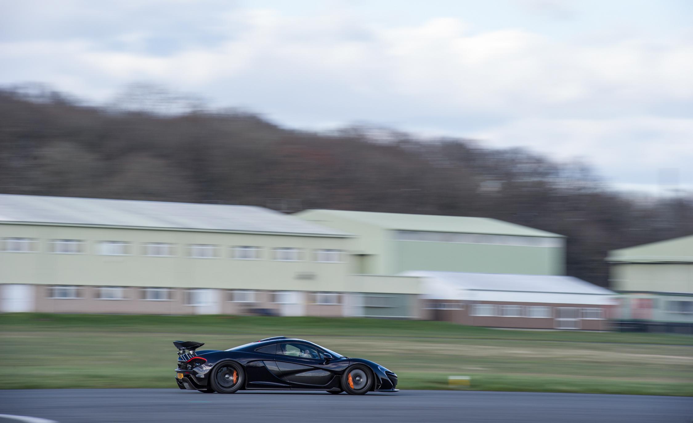 2014 McLaren P (View 8 of 53)