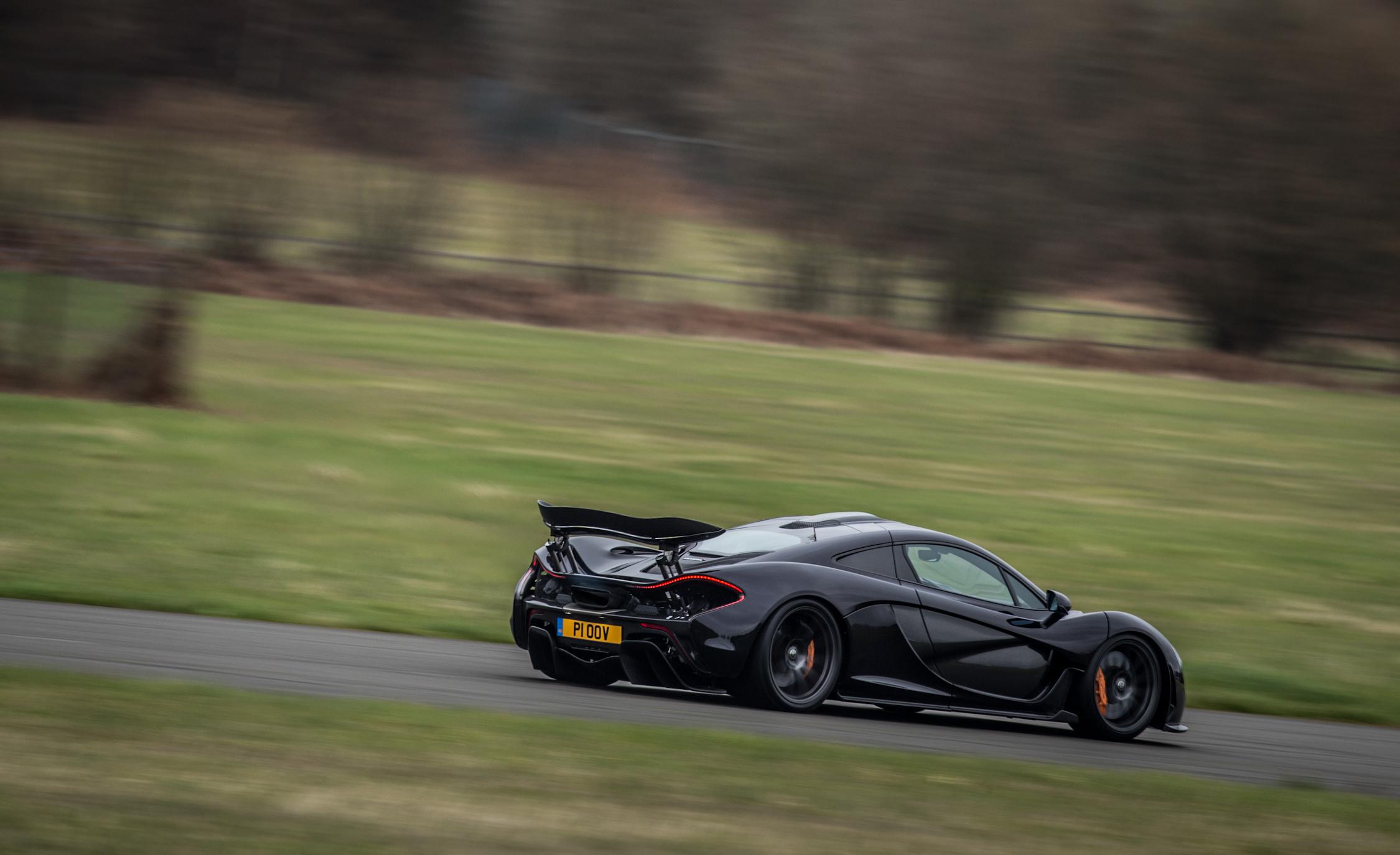 2014 McLaren P (View 26 of 53)