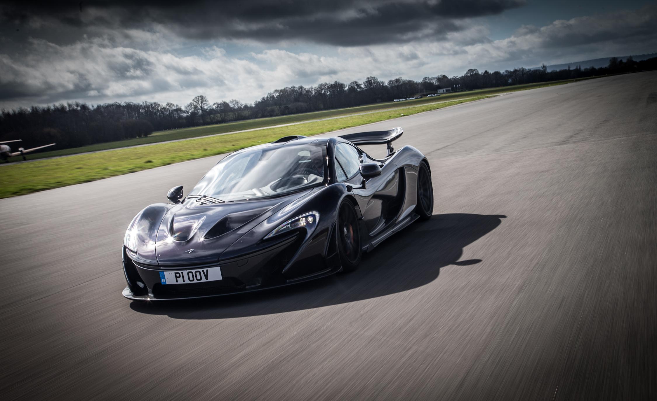 2014 McLaren P (View 25 of 53)