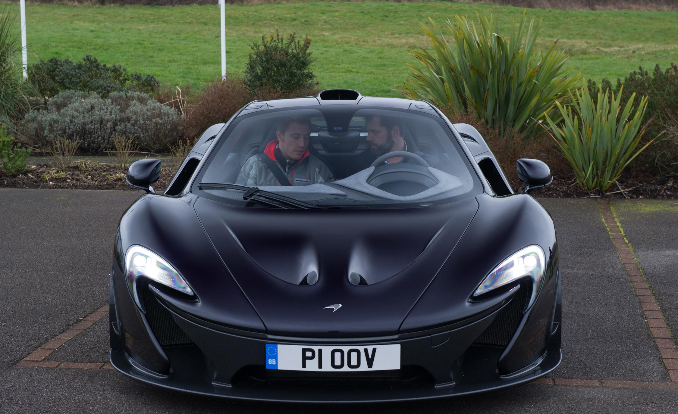 2014 McLaren P (View 24 of 53)