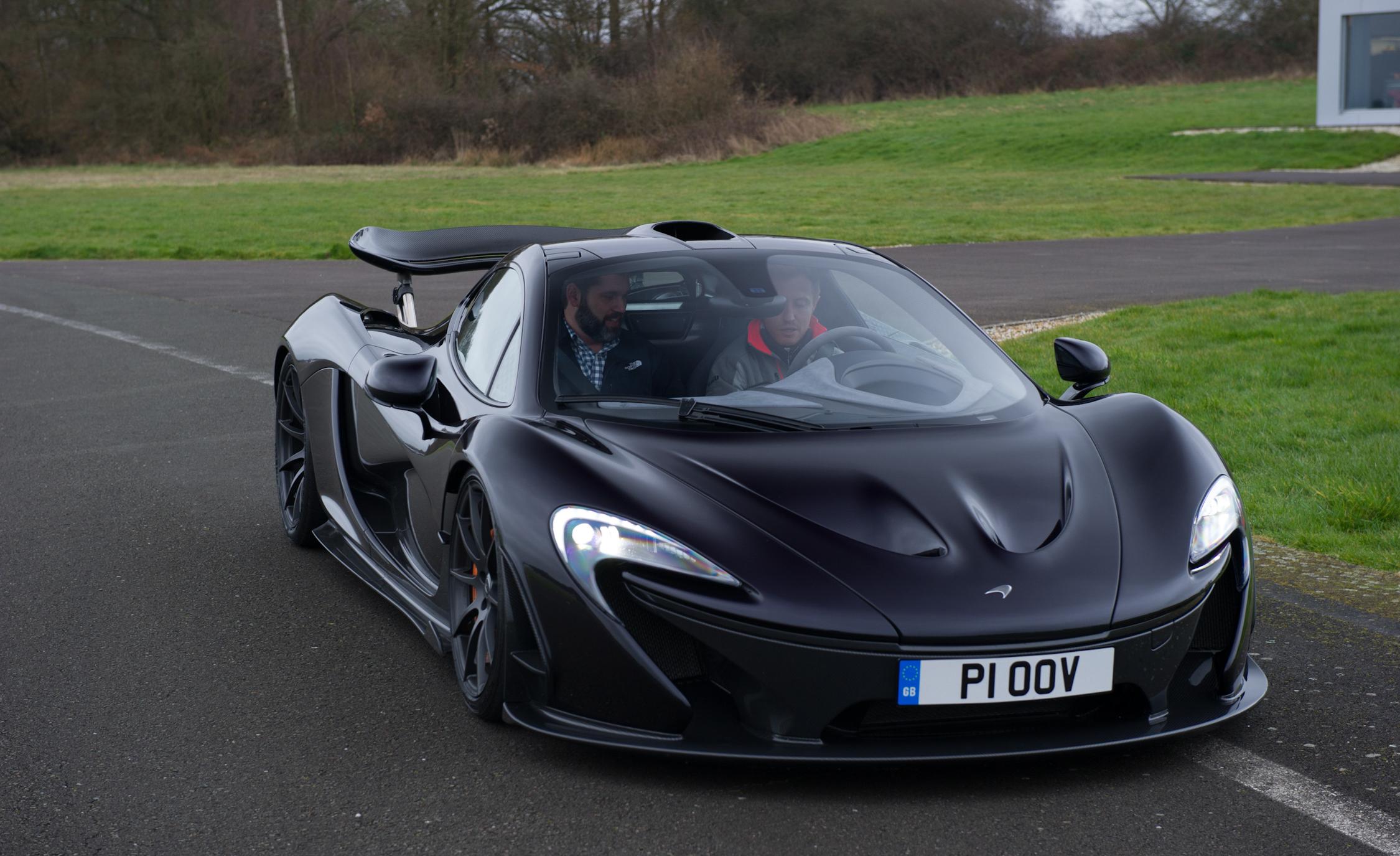2014 McLaren P (View 23 of 53)