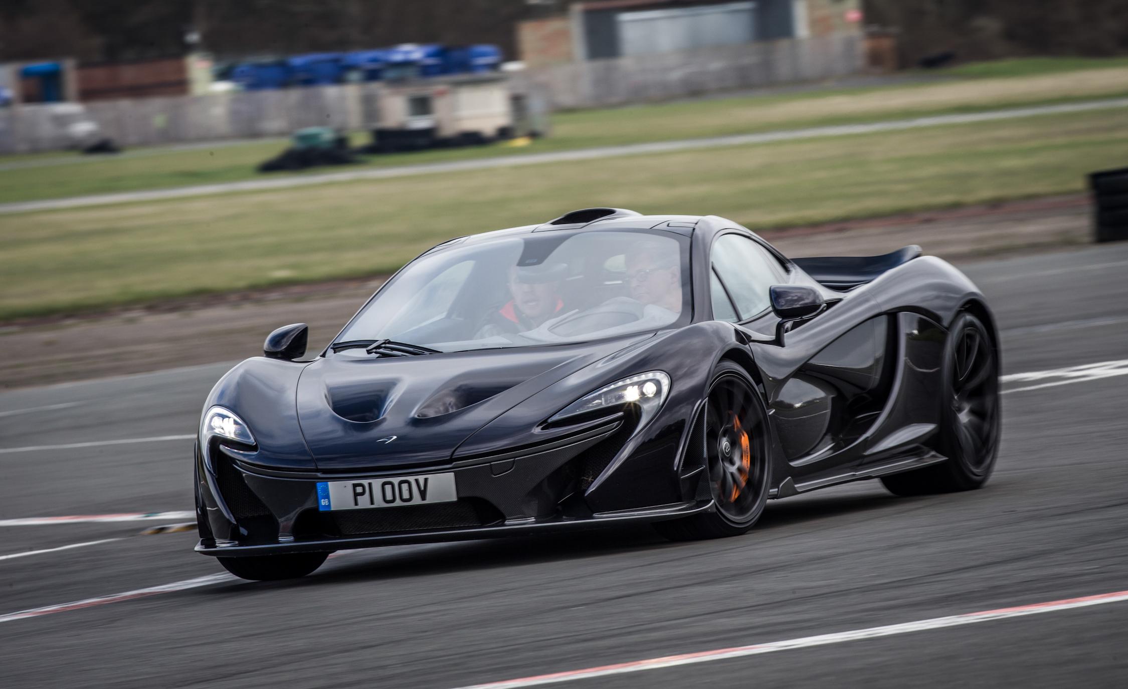 2014 McLaren P (View 21 of 53)