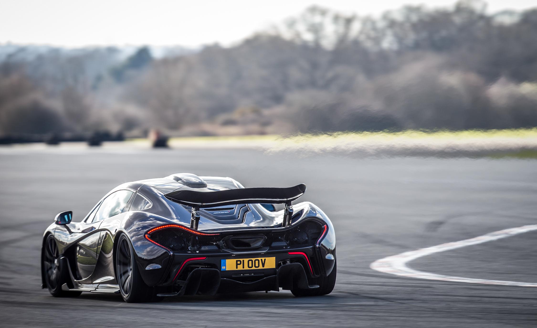 2014 McLaren P (View 15 of 53)