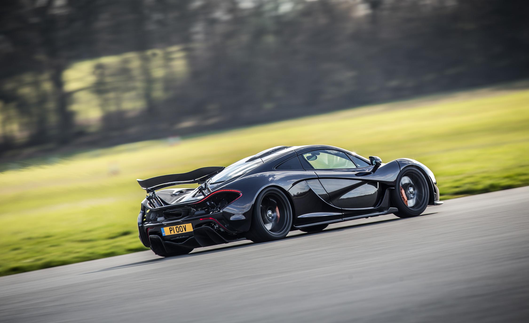 2014 McLaren P (View 12 of 53)