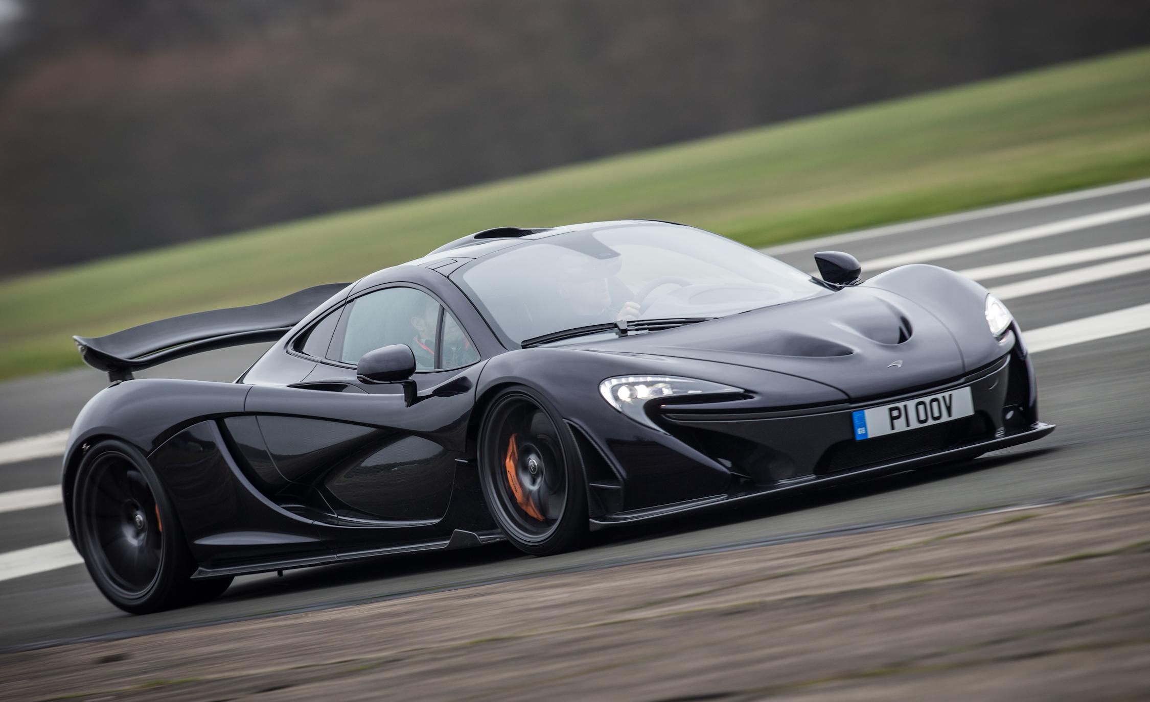2014 McLaren P (View 6 of 53)