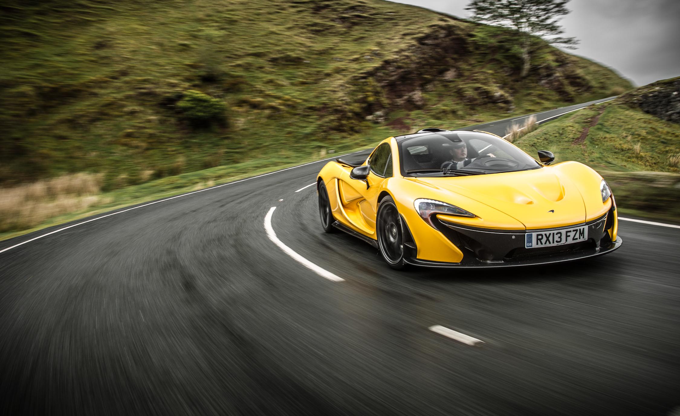 2014 McLaren P (View 42 of 53)