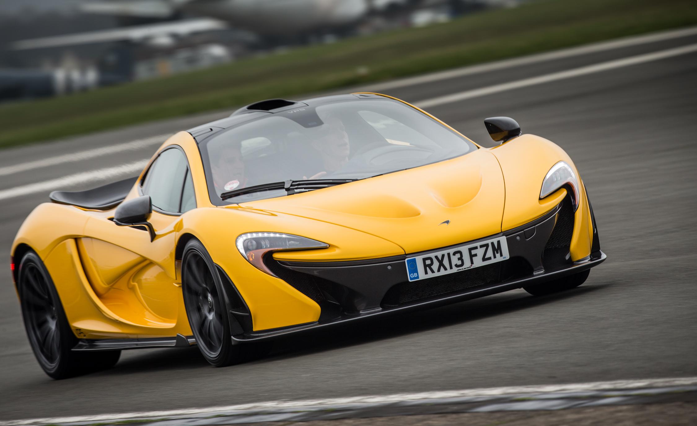 2014 McLaren P (View 3 of 53)