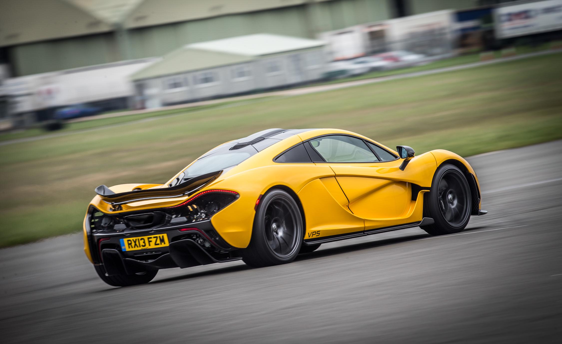 2014 McLaren P (View 2 of 53)