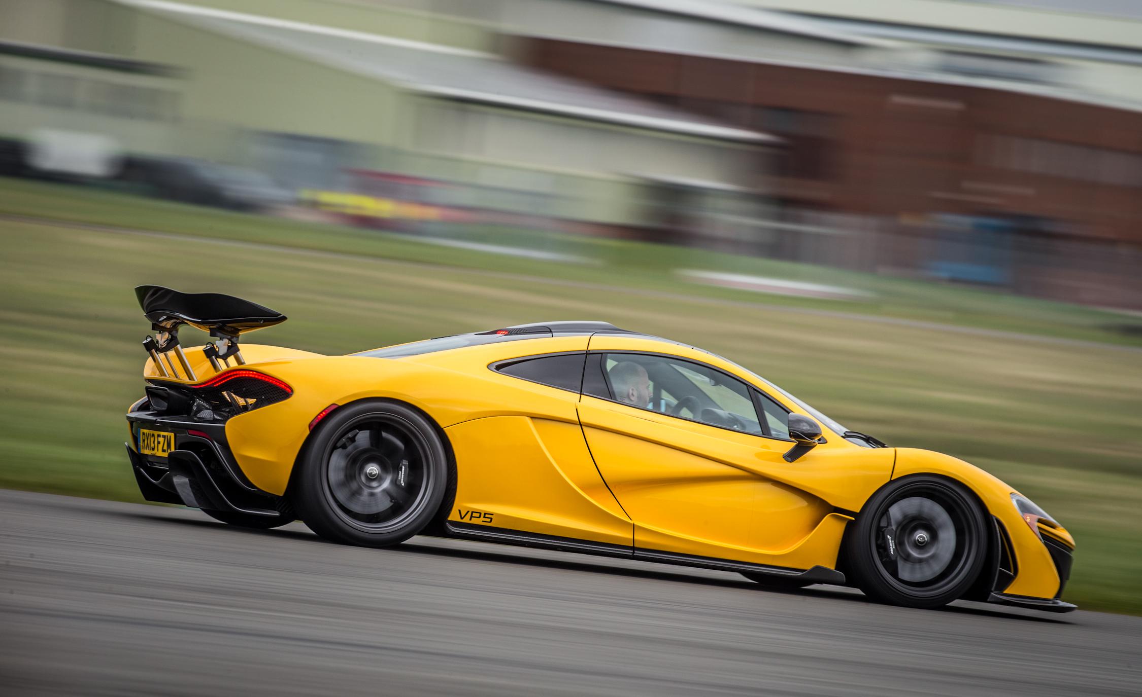2014 McLaren P (View 1 of 53)