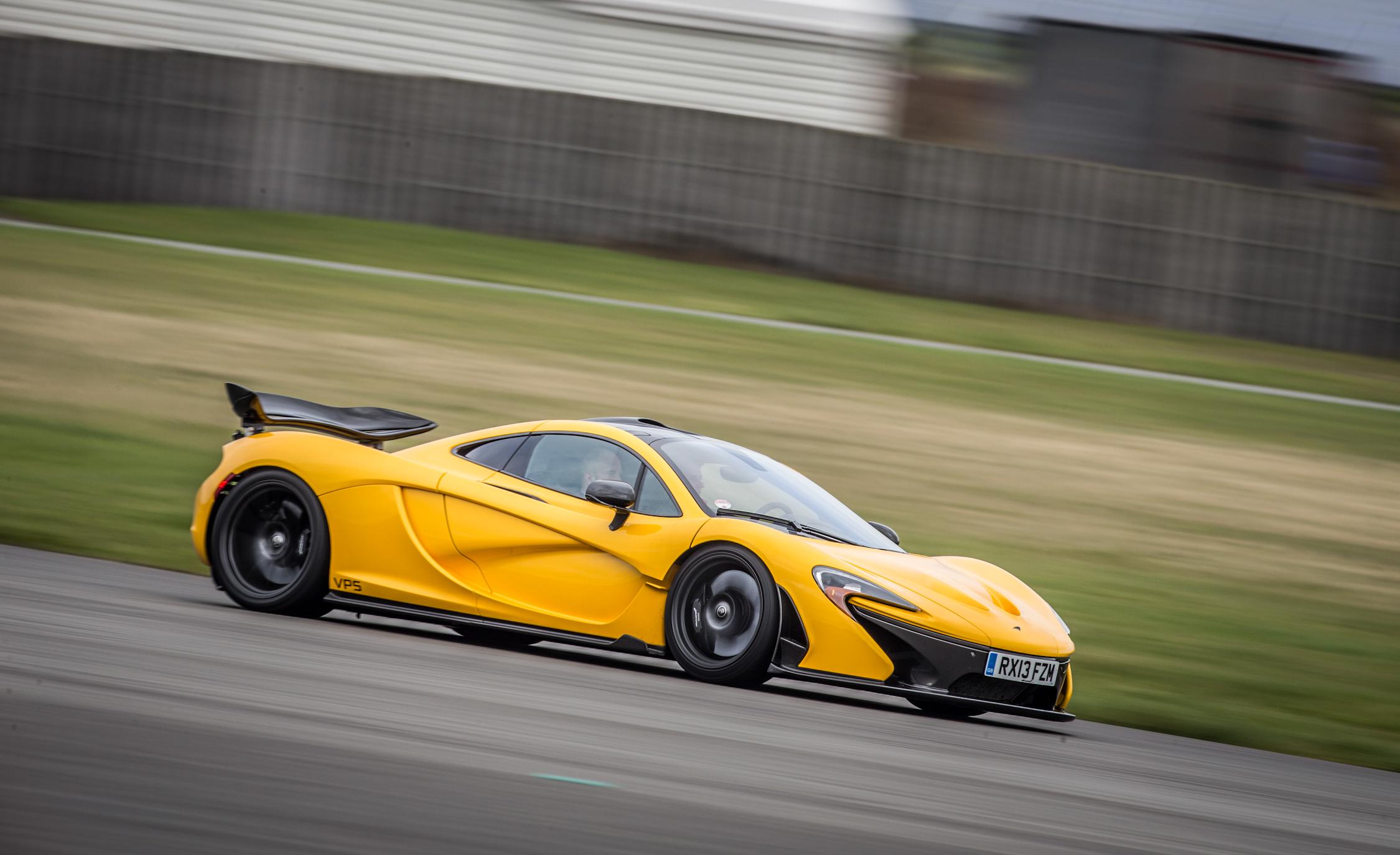 2014 McLaren P (View 52 of 53)