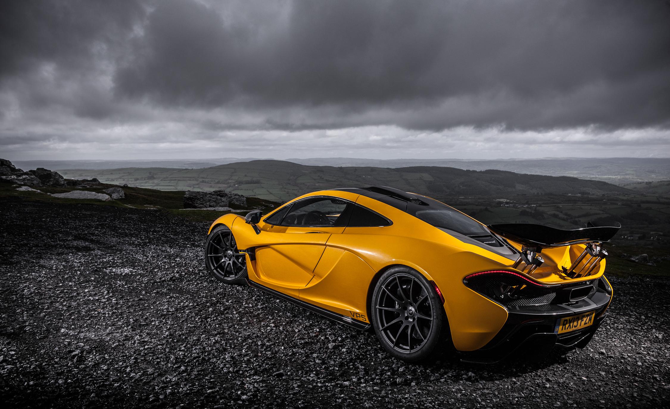 2014 McLaren P (View 51 of 53)