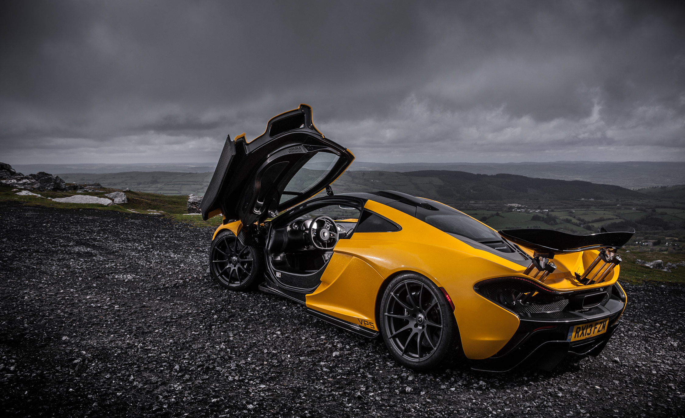 2014 McLaren P (View 50 of 53)