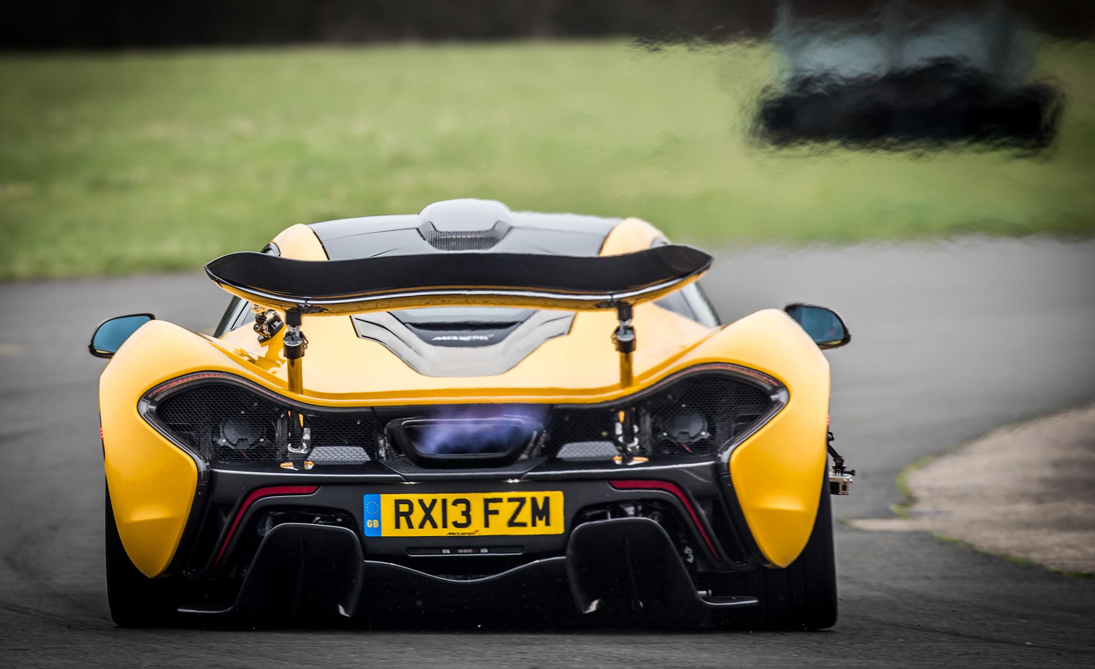 2014 McLaren P (View 46 of 53)