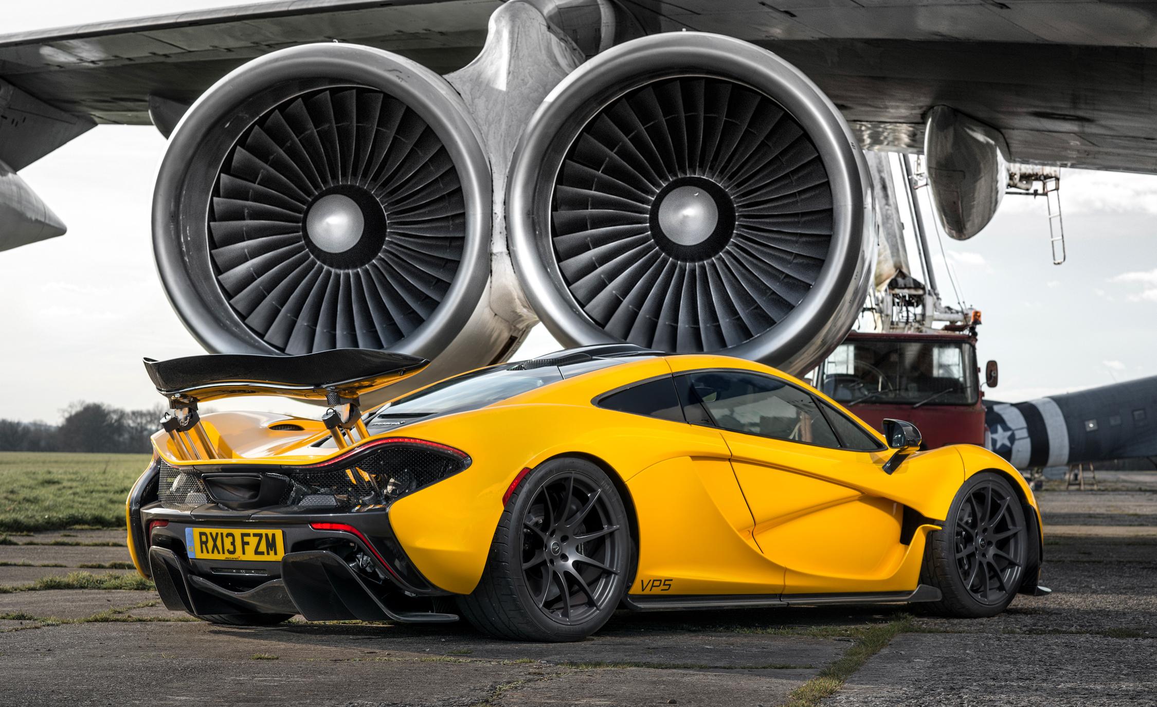 2014 McLaren P (View 45 of 53)