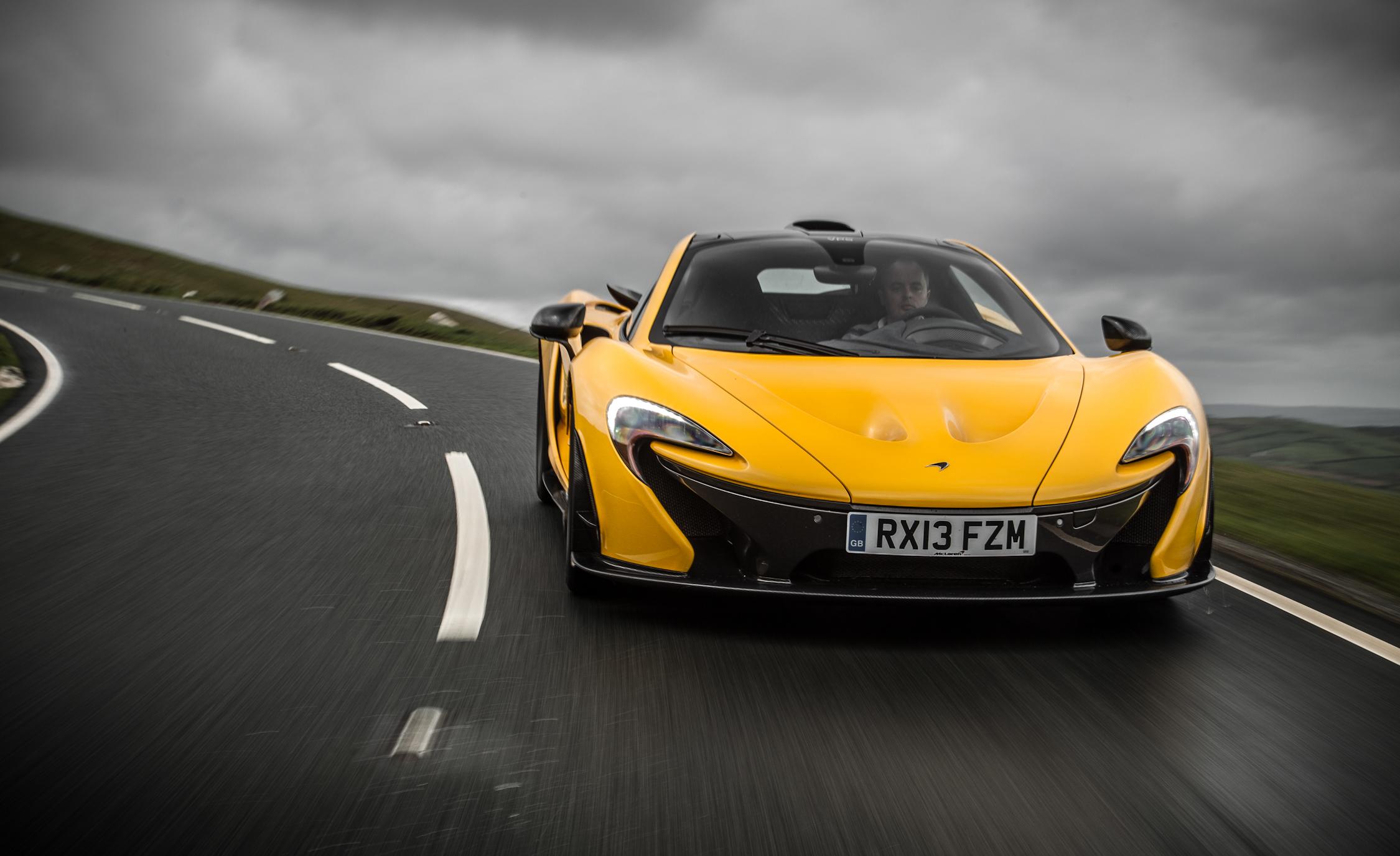 2014 McLaren P (View 43 of 53)